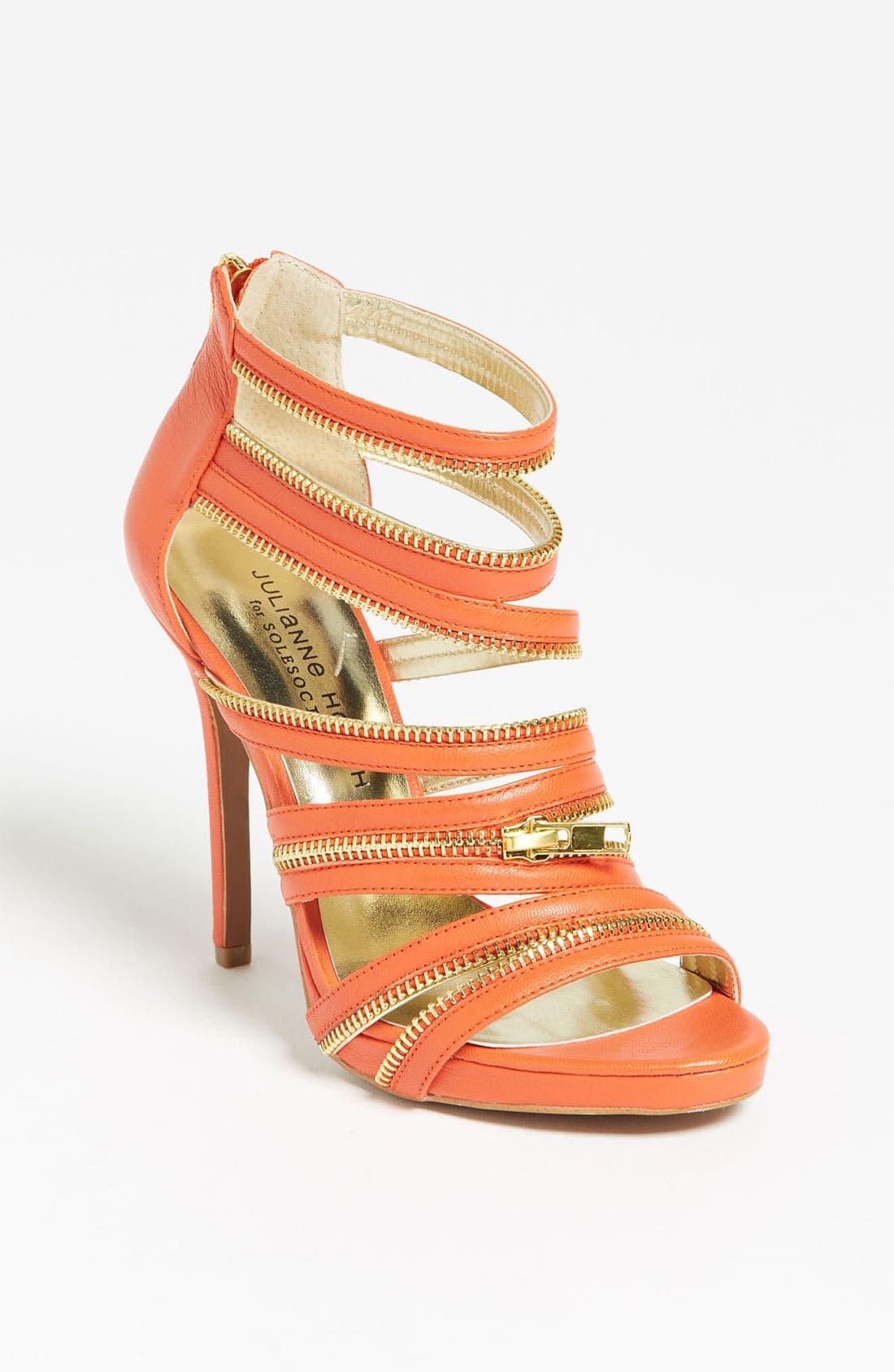 Alternate Image 1 Selected - Julianne Hough for Sole Society 'Makenna' Sandal