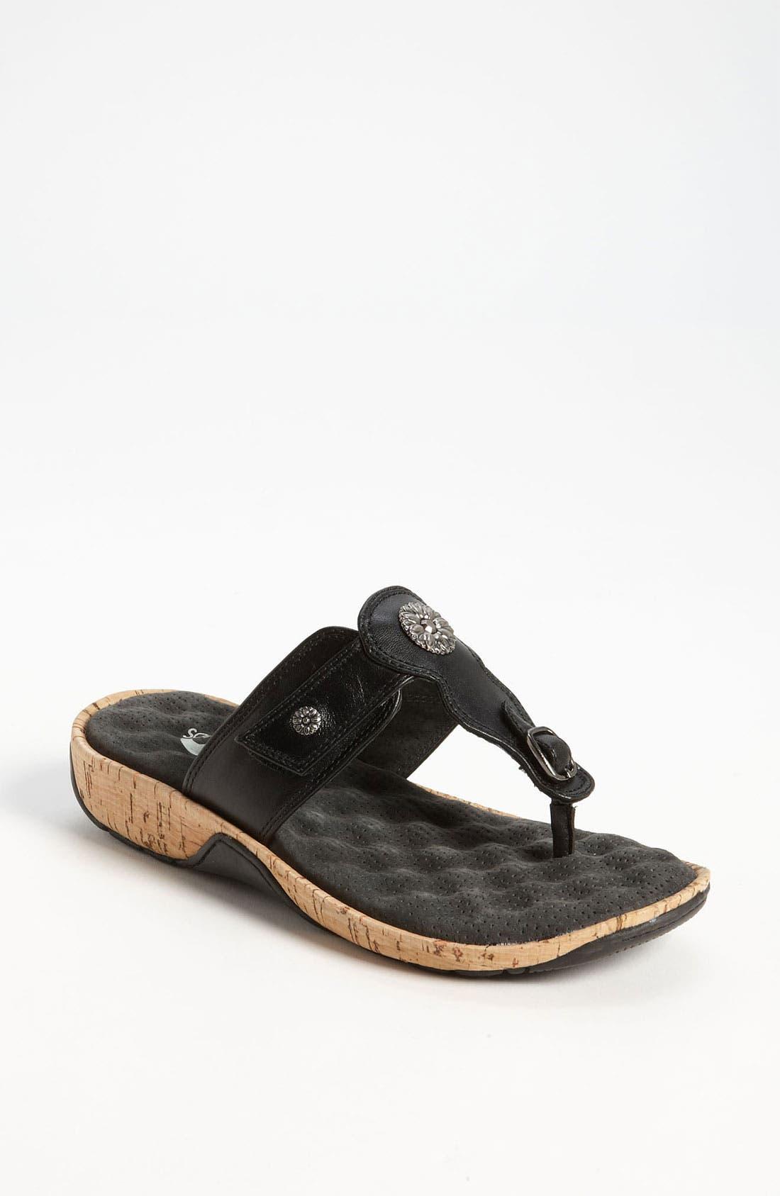 Main Image - SoftWalk® 'Boulder' Sandal