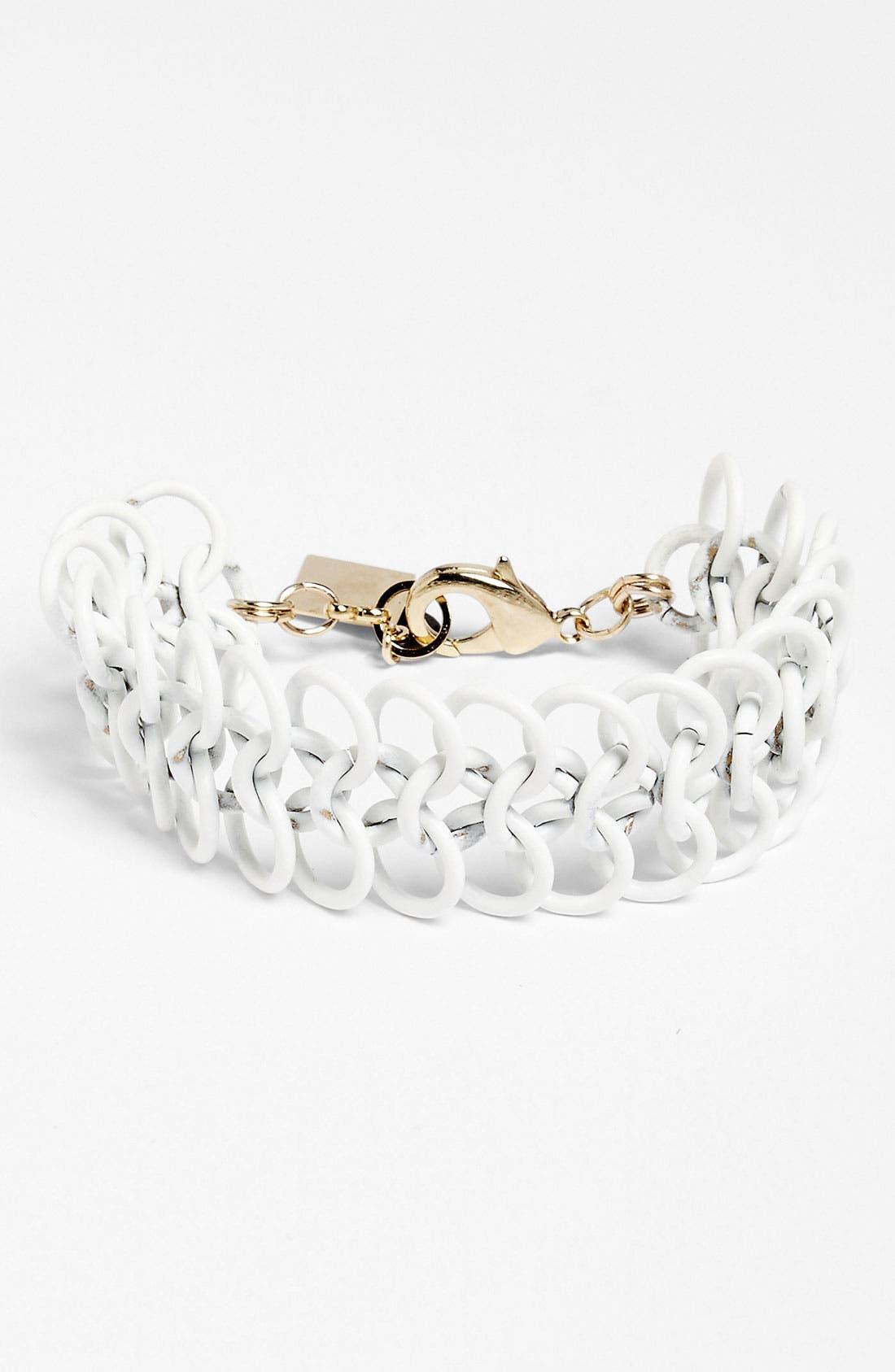 Alternate Image 1 Selected - Bonnie Jonas Loop Chain Bracelet
