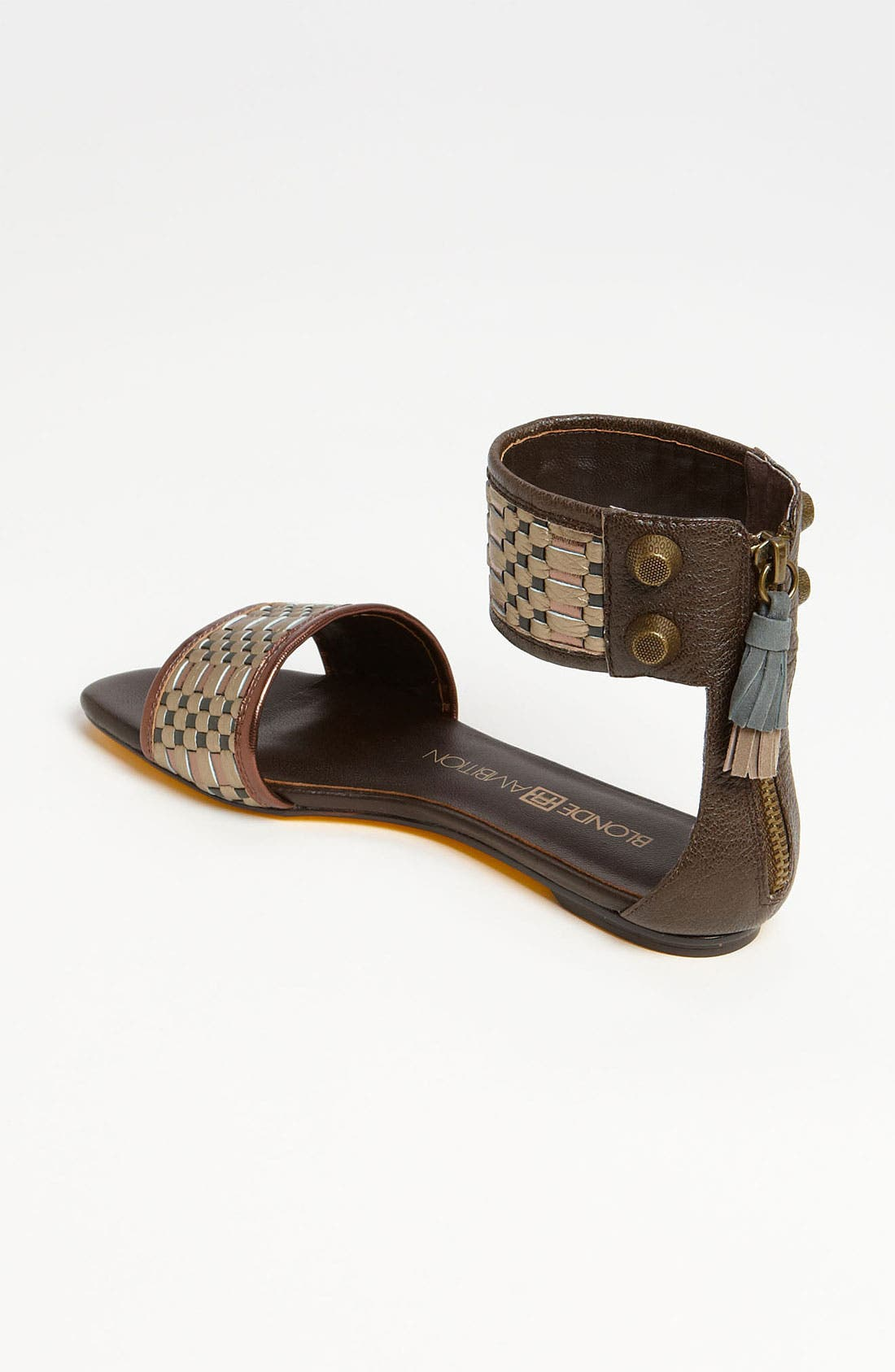 Alternate Image 2  - Blonde Ambition 'Veloz' Sandal