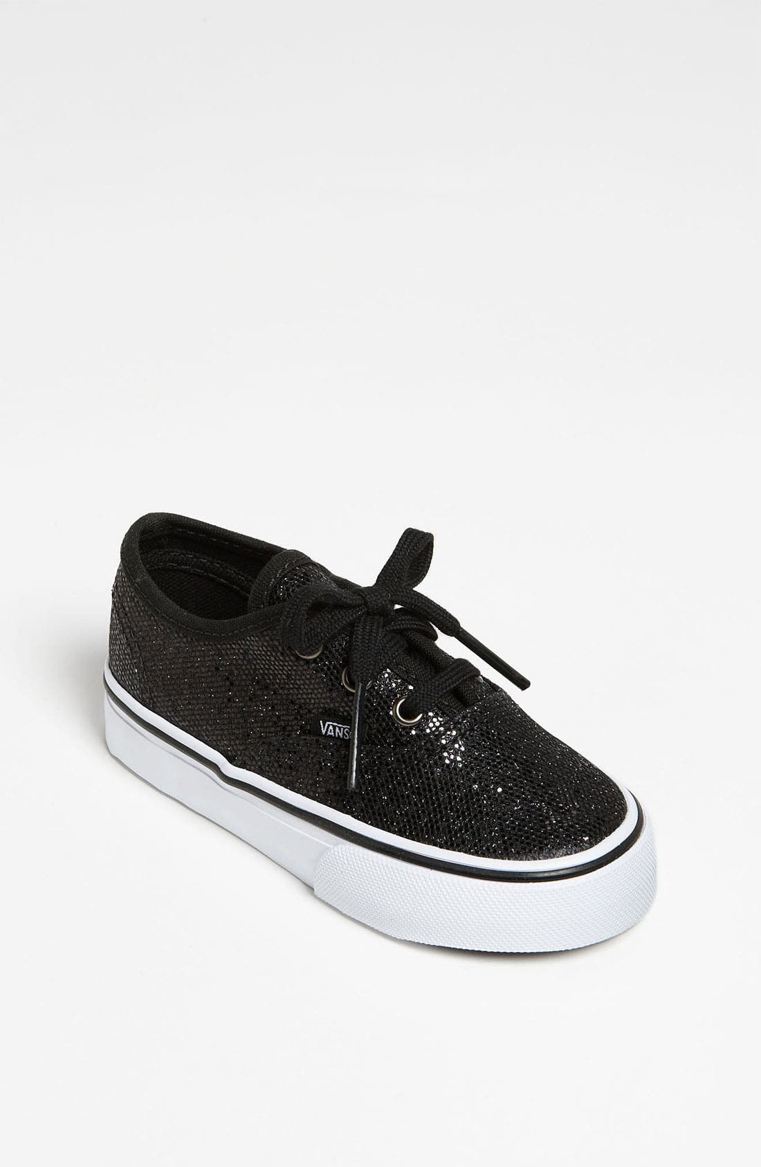 Alternate Image 1 Selected - Vans 'Authentic' Sneaker (Baby, Walker & Toddler)