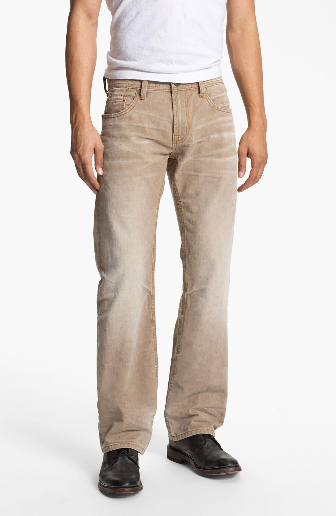 Alternate Image 2  - Cult of Individuality 'Rebel' Straight Leg Jeans (Desert)