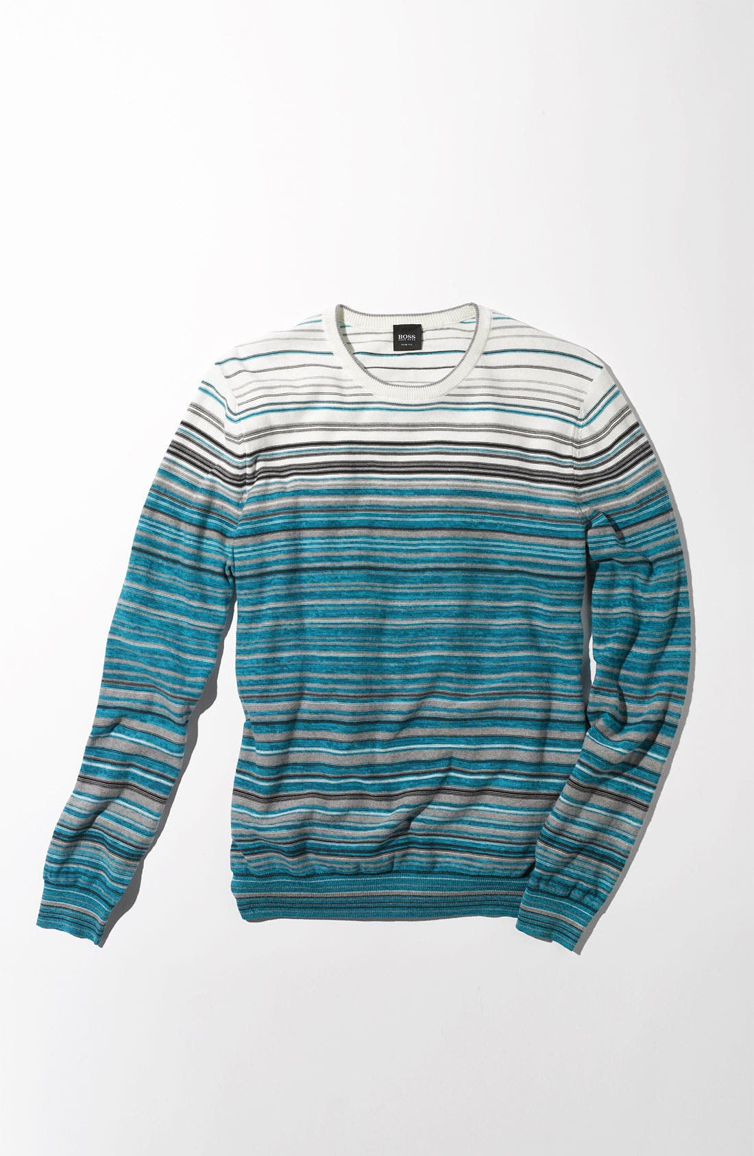 Alternate Image 5  - BOSS Black 'Gunar' Crewneck Sweater