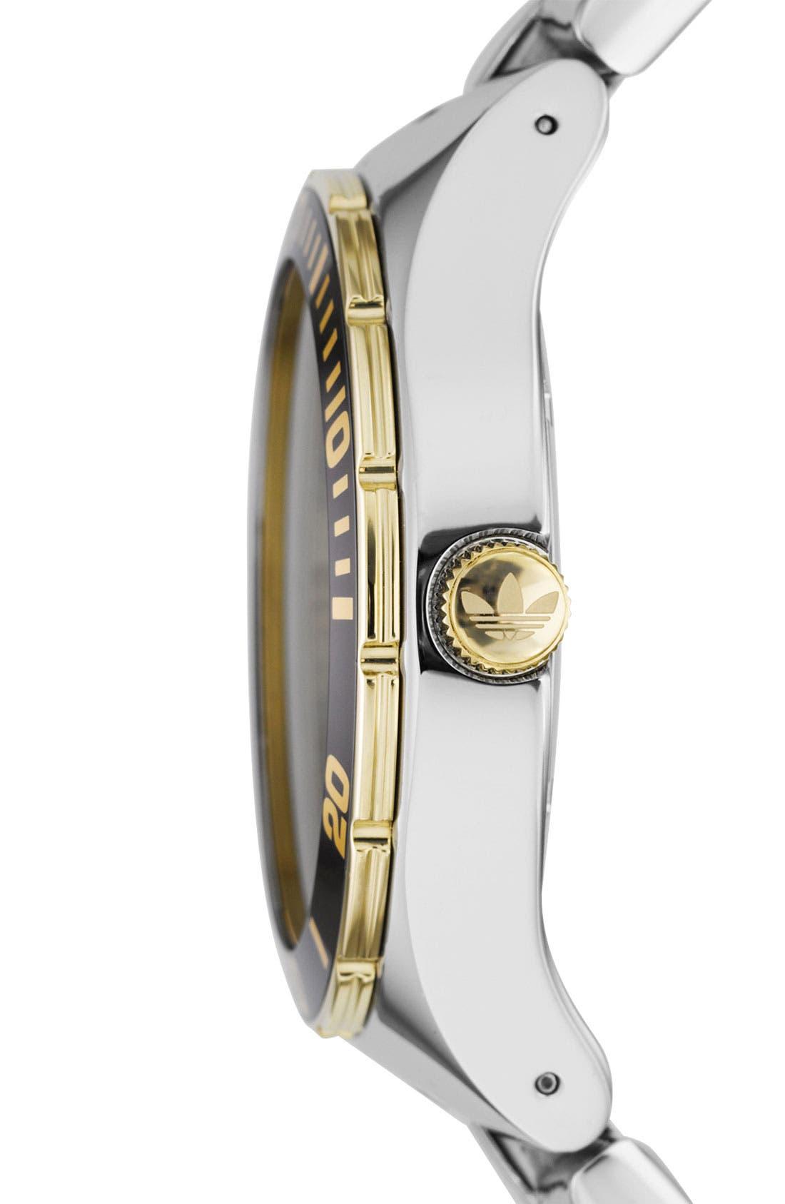 Alternate Image 2  - adidas Originals 'Melbourne' Round Dial Bracelet Watch