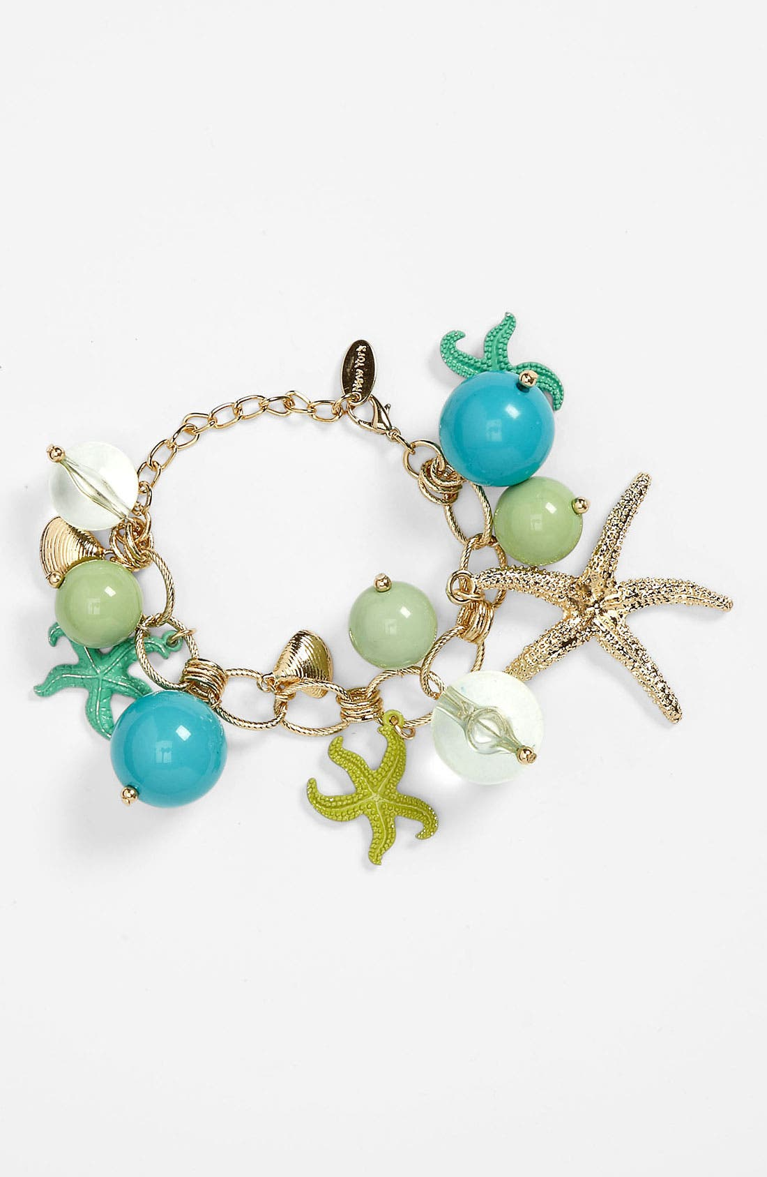 Alternate Image 1 Selected - Cara 'Under the Sea' Charm Bracelet