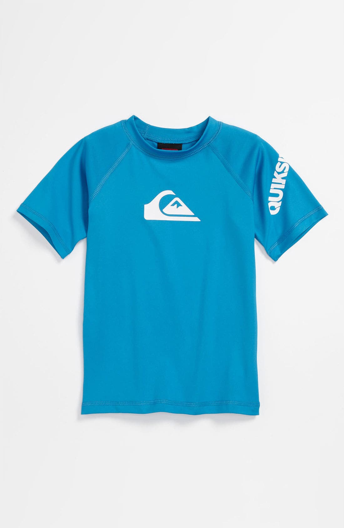Alternate Image 1 Selected - Quiksilver 'All Time' Rashguard (Toddler)