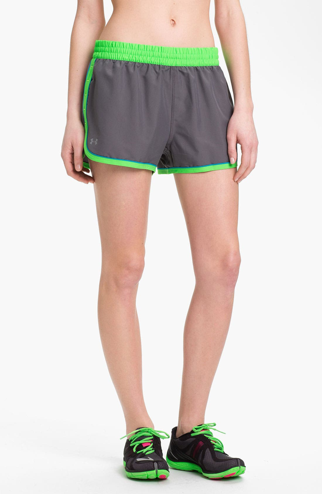 Alternate Image 1 Selected - Under Armour 'Great Escape II' Running Shorts