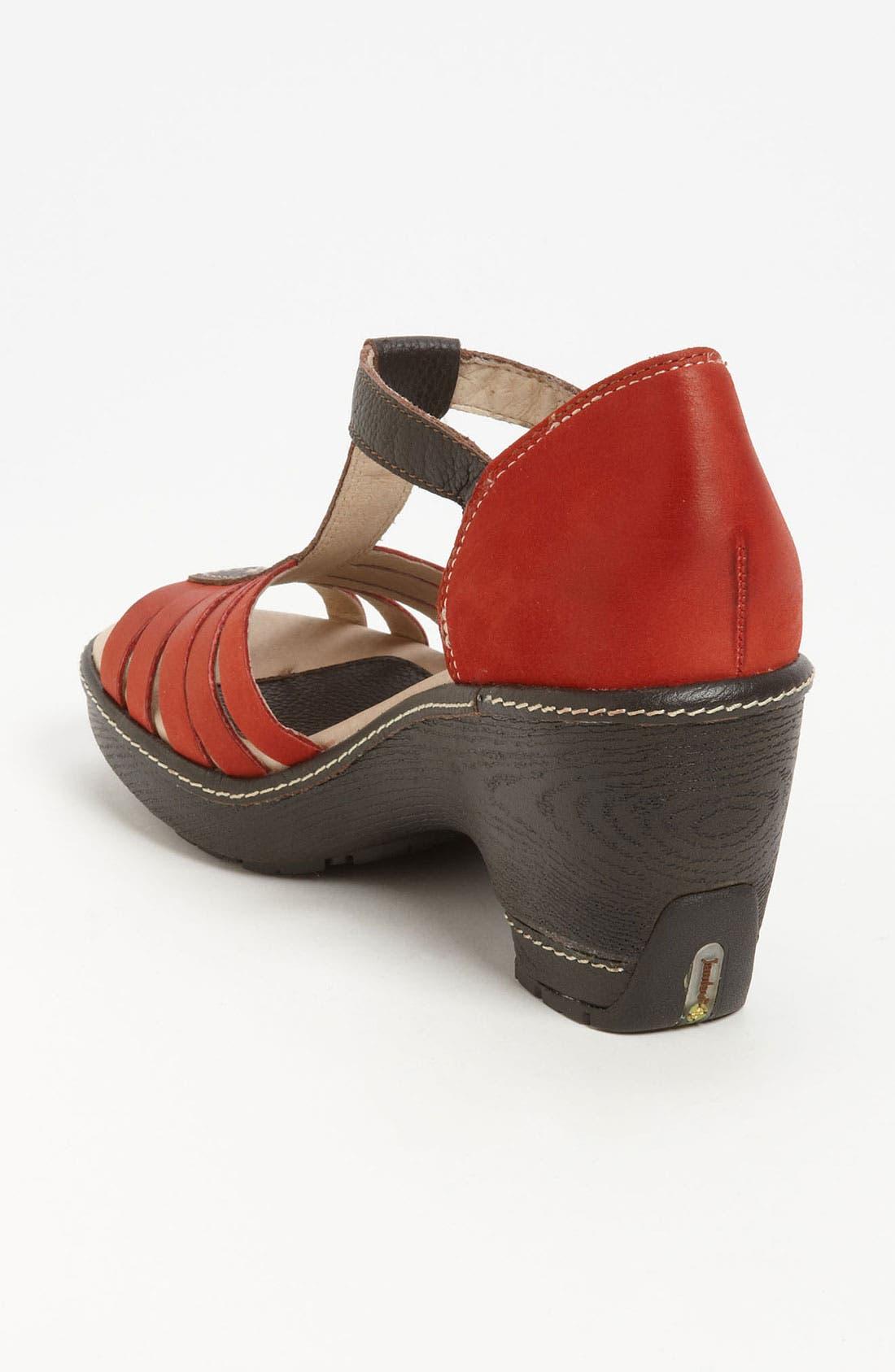 Alternate Image 2  - Jambu 'Velvet' Sandal