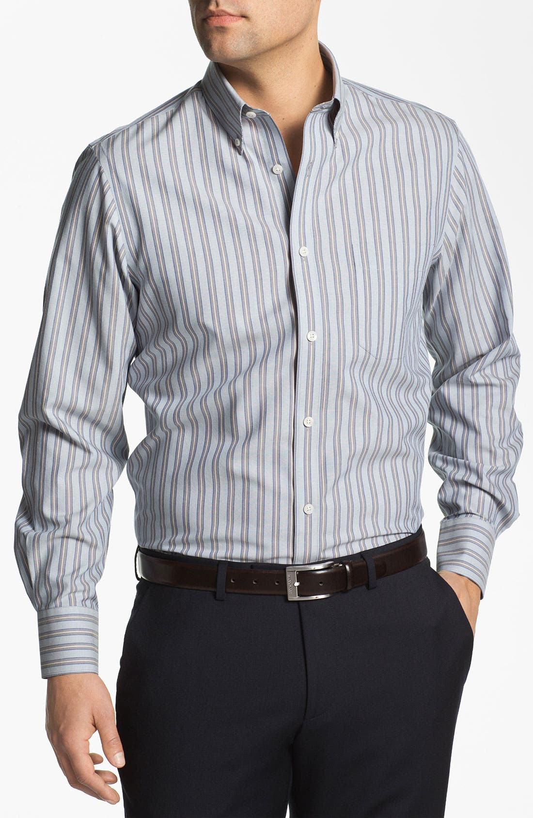 Alternate Image 1 Selected - Nordstrom Regular Fit Sport Shirt
