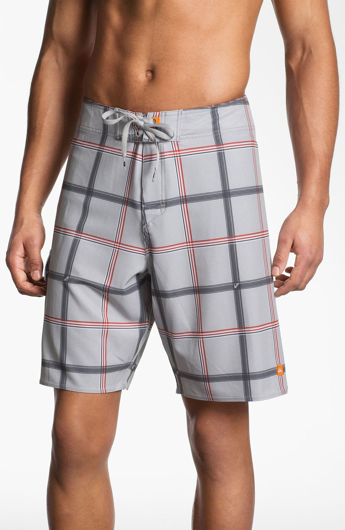 Alternate Image 1 Selected - Quiksilver Waterman Collection 'Square Root' Board Shorts