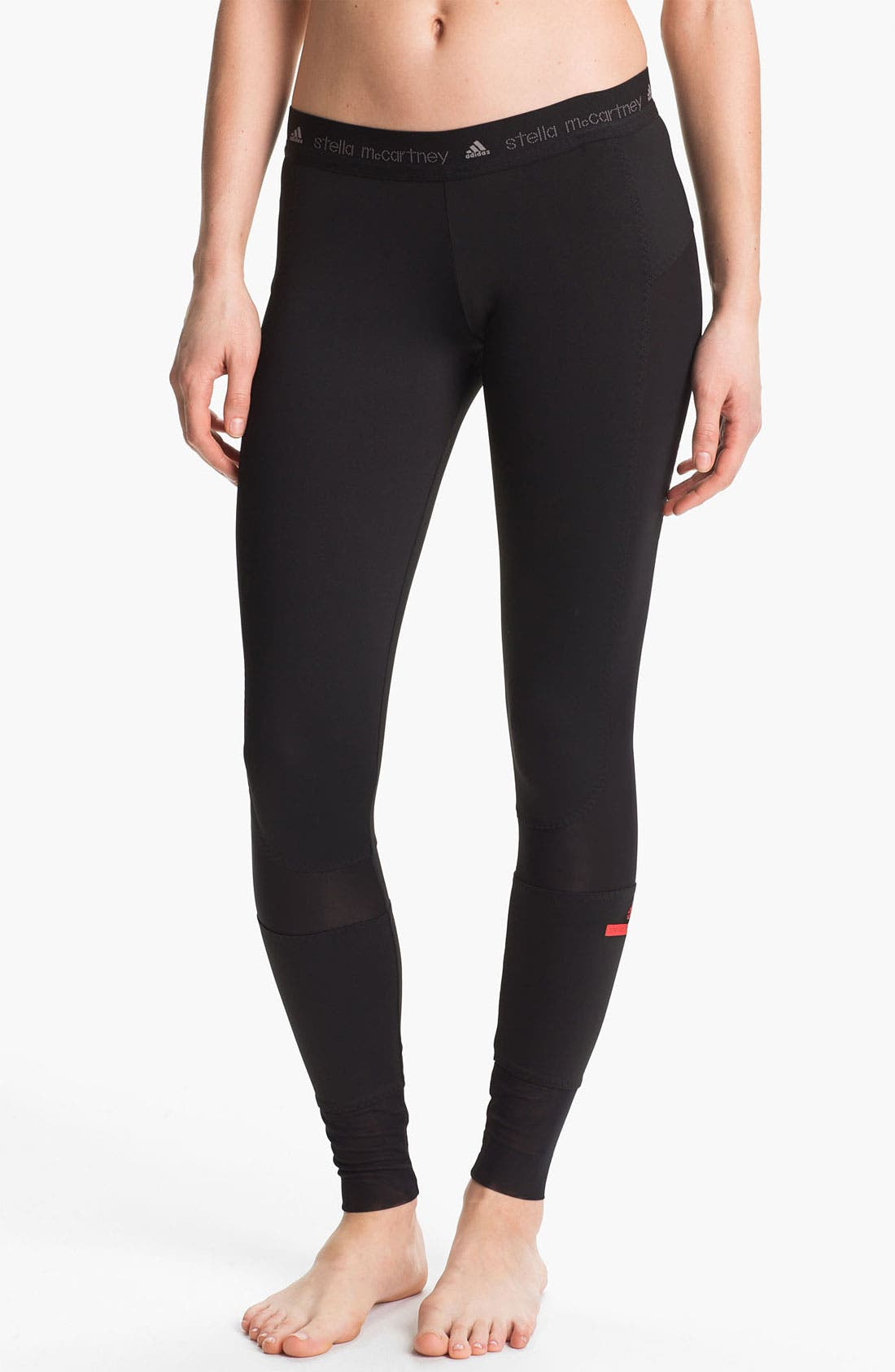 Main Image - adidas by Stella McCartney 'Run' Performance 7/8 Tights