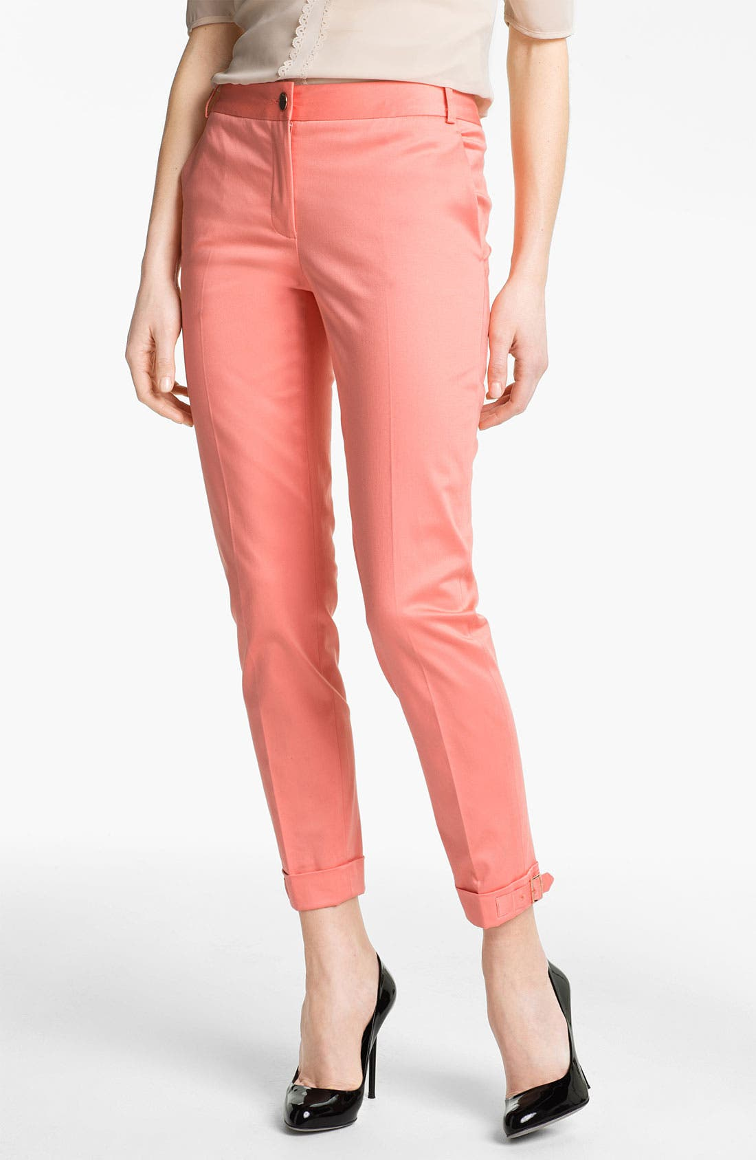 Alternate Image 1 Selected - Ted Baker London Tapered Trousers