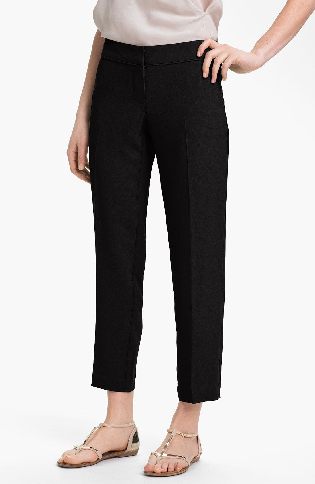 Alternate Image 1 Selected - Trina Turk 'Kameron' Crop Pants