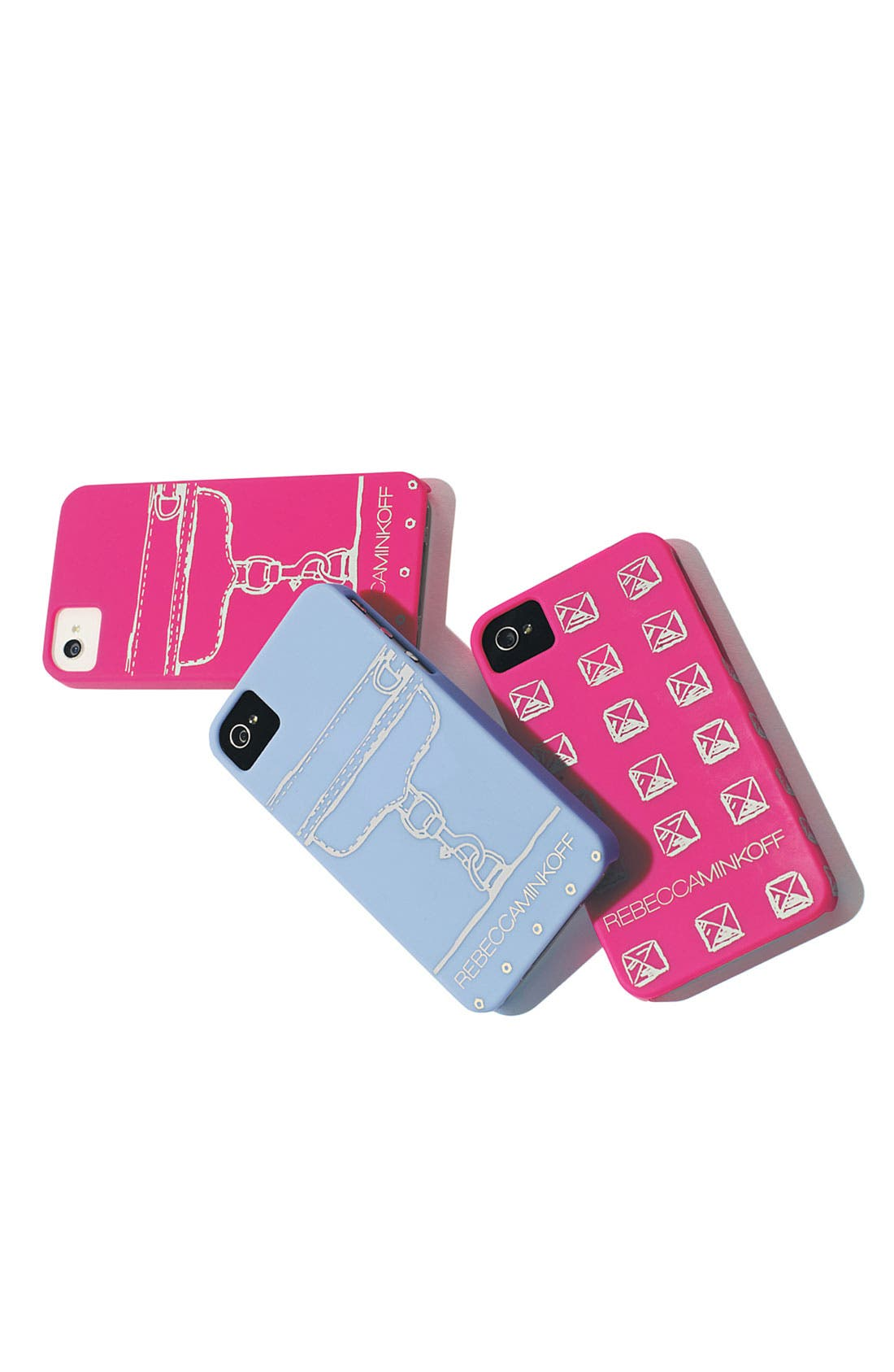 Alternate Image 2  - Rebecca Minkoff 'Pyramid Stud' iPhone 5 Case