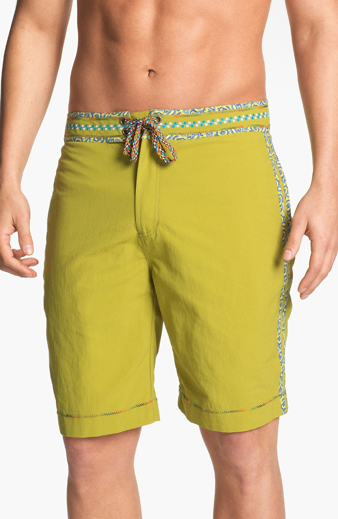 Main Image - Robert Graham 'Queequeg' Board Shorts