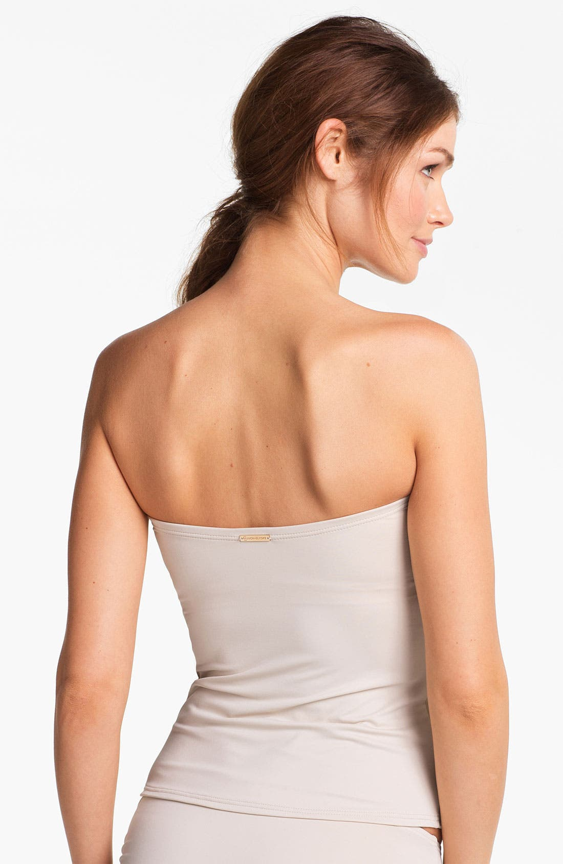 Alternate Image 2  - MICHAEL Michael Kors Ruffle Tankini Top