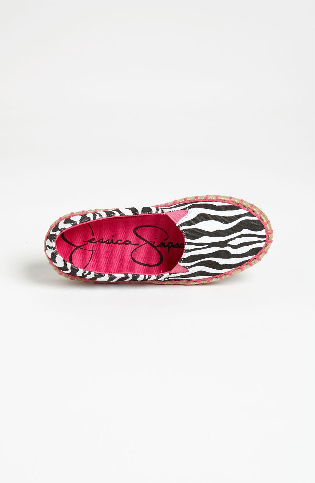 Alternate Image 3  - Jessica Simpson 'Makayla' Slip-On (Little Kid & Big Kid)