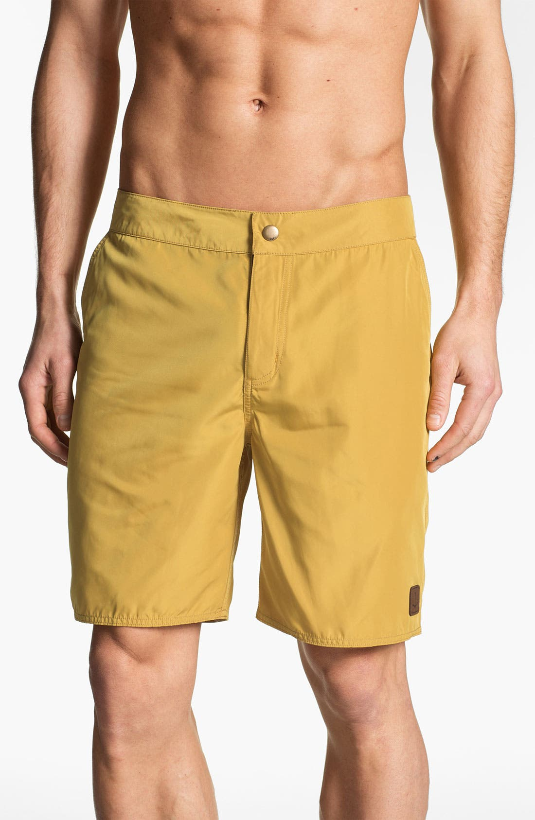 Alternate Image 1 Selected - Obey 'Harbor Master II' Board Shorts