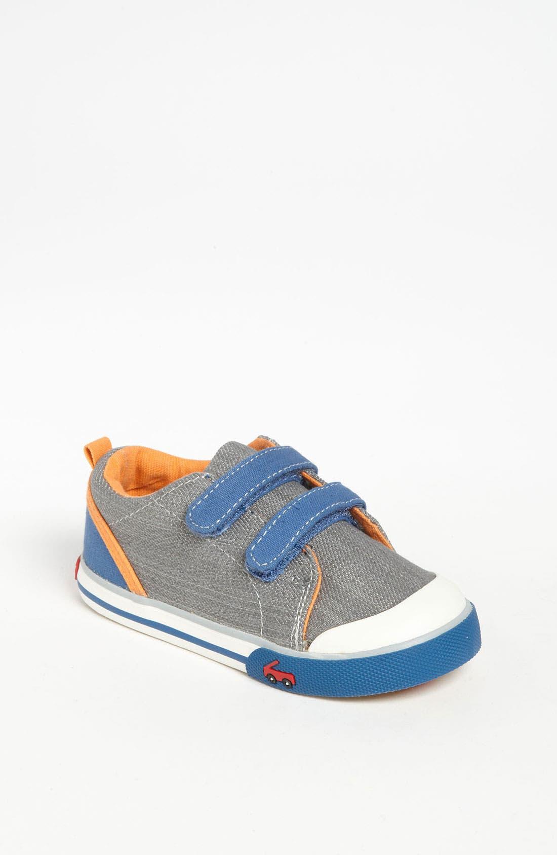 Alternate Image 1 Selected - See Kai Run 'Esten' Sneaker (Baby, Walker & Toddler)