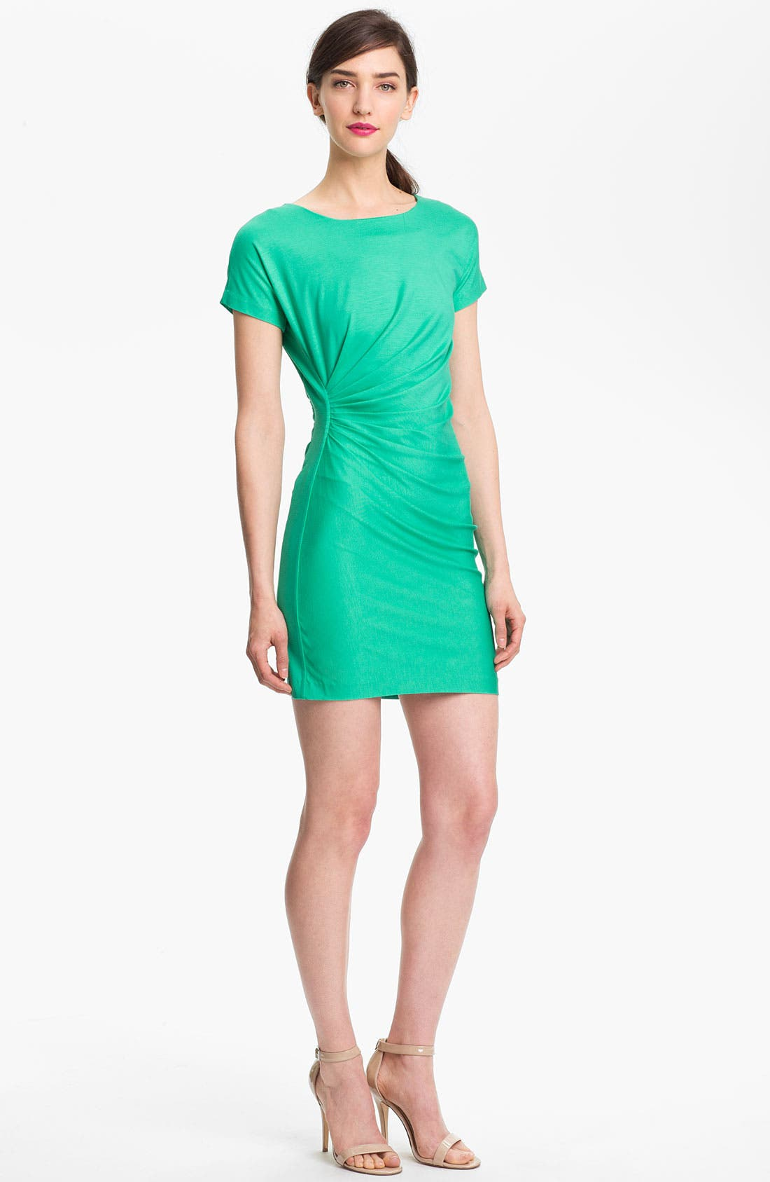 Alternate Image 1 Selected - Diane von Furstenberg Stretch Sheath Dress