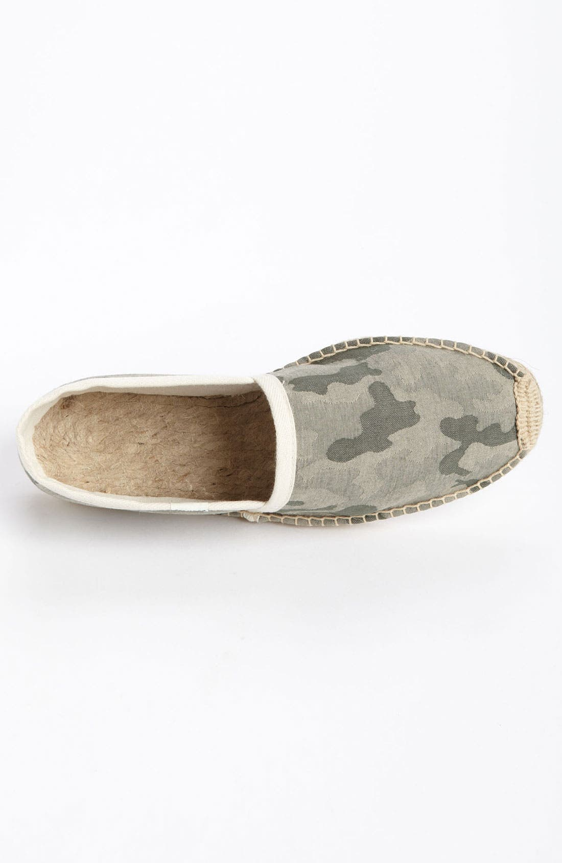 Alternate Image 3  - Soludos Camo Espadrille Slip-On (Men)