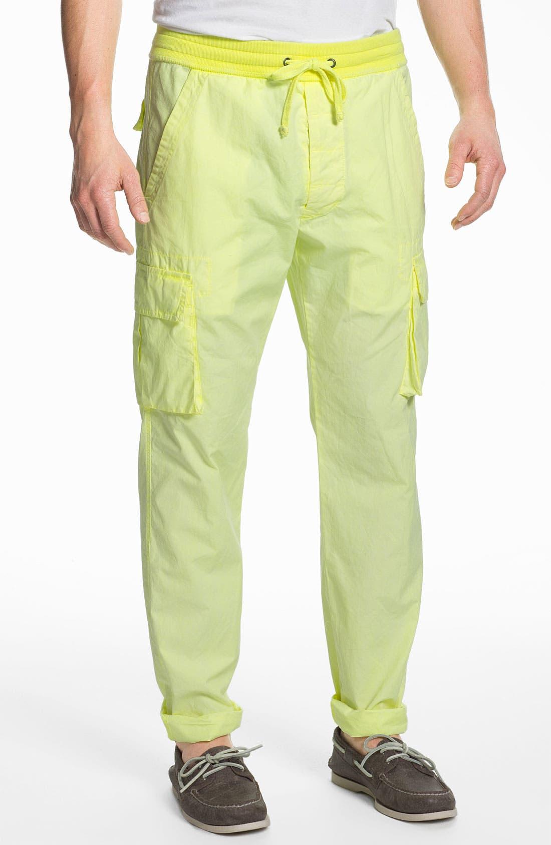Alternate Image 1 Selected - Splendid Mills 'Corpus' Slim Straight Leg Cargo Pants