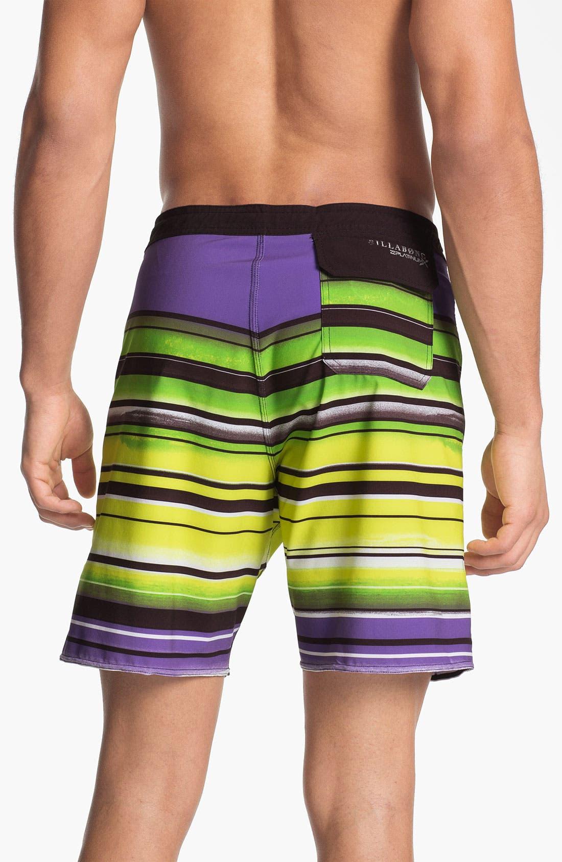 Alternate Image 2  - Billabong 'Iconic Stripe' Board Shorts