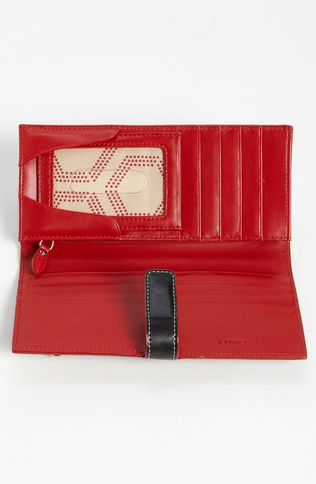 Alternate Image 2  - Lodis 'Audrey' Clutch Wallet
