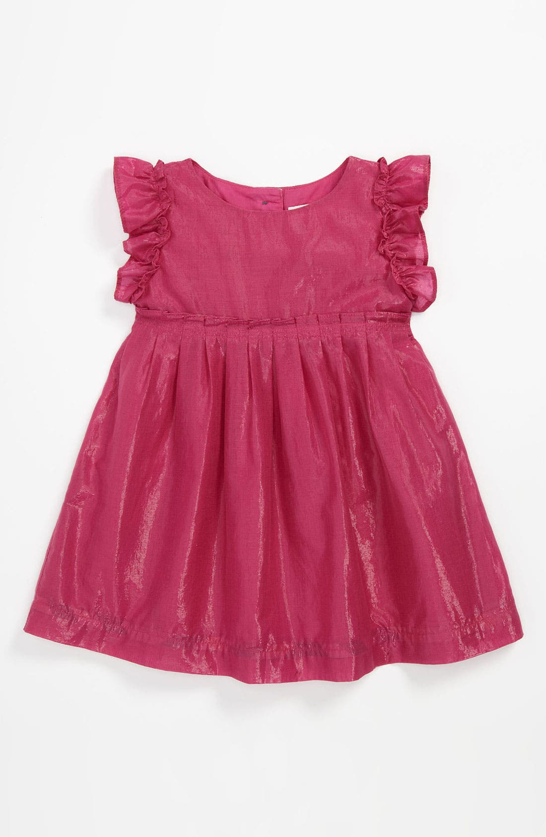 Alternate Image 1 Selected - Burberry 'Nadia' Dress (Baby)