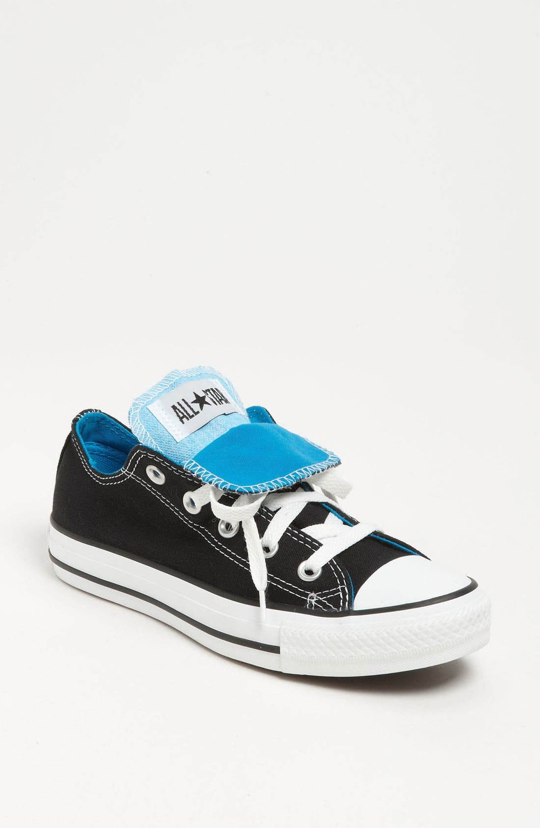 Main Image - Converse Chuck Taylor® All Star® Double Tongue Sneaker