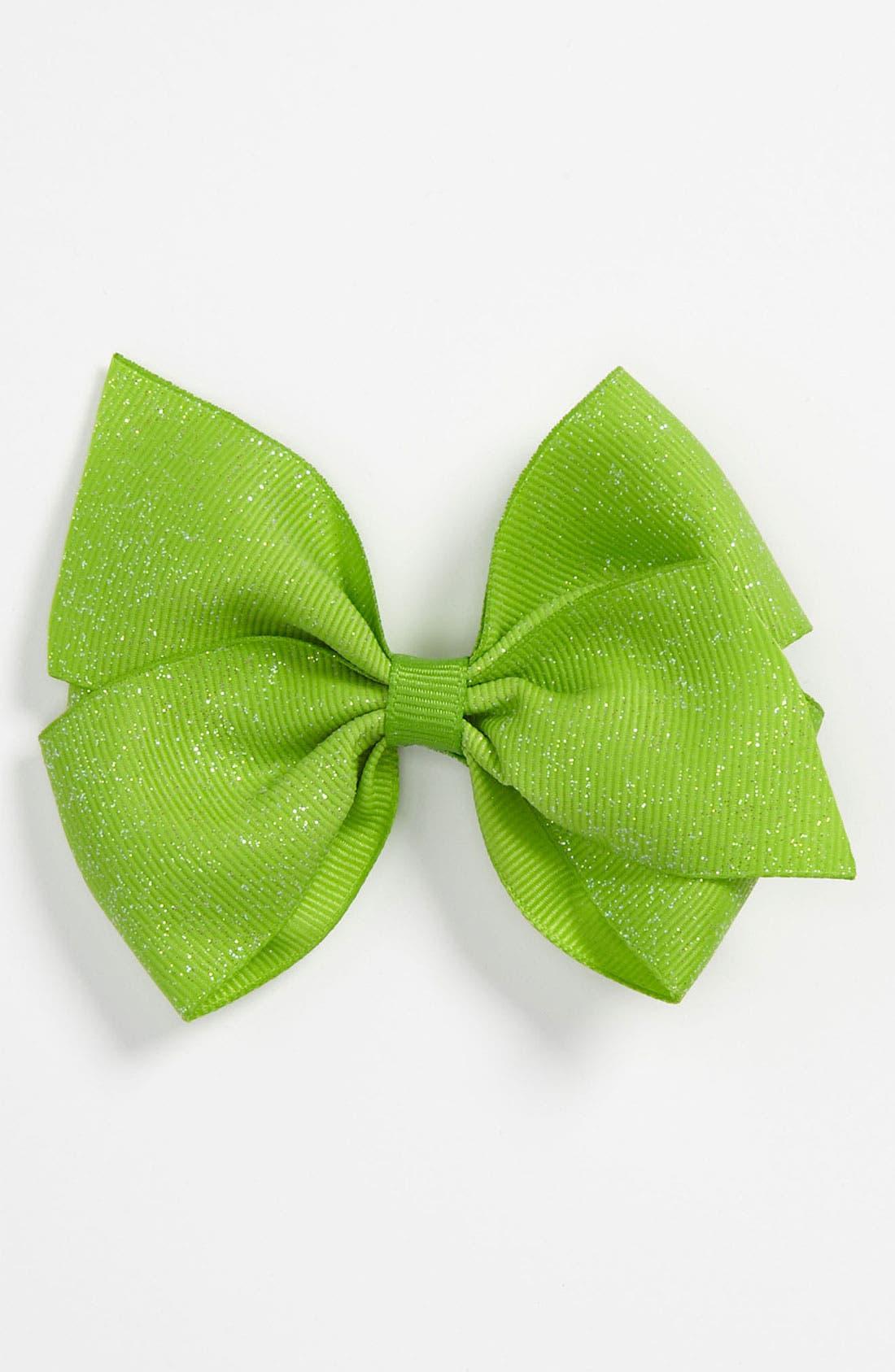 Main Image - PLH Bows & Laces Grosgrain Bow Clip