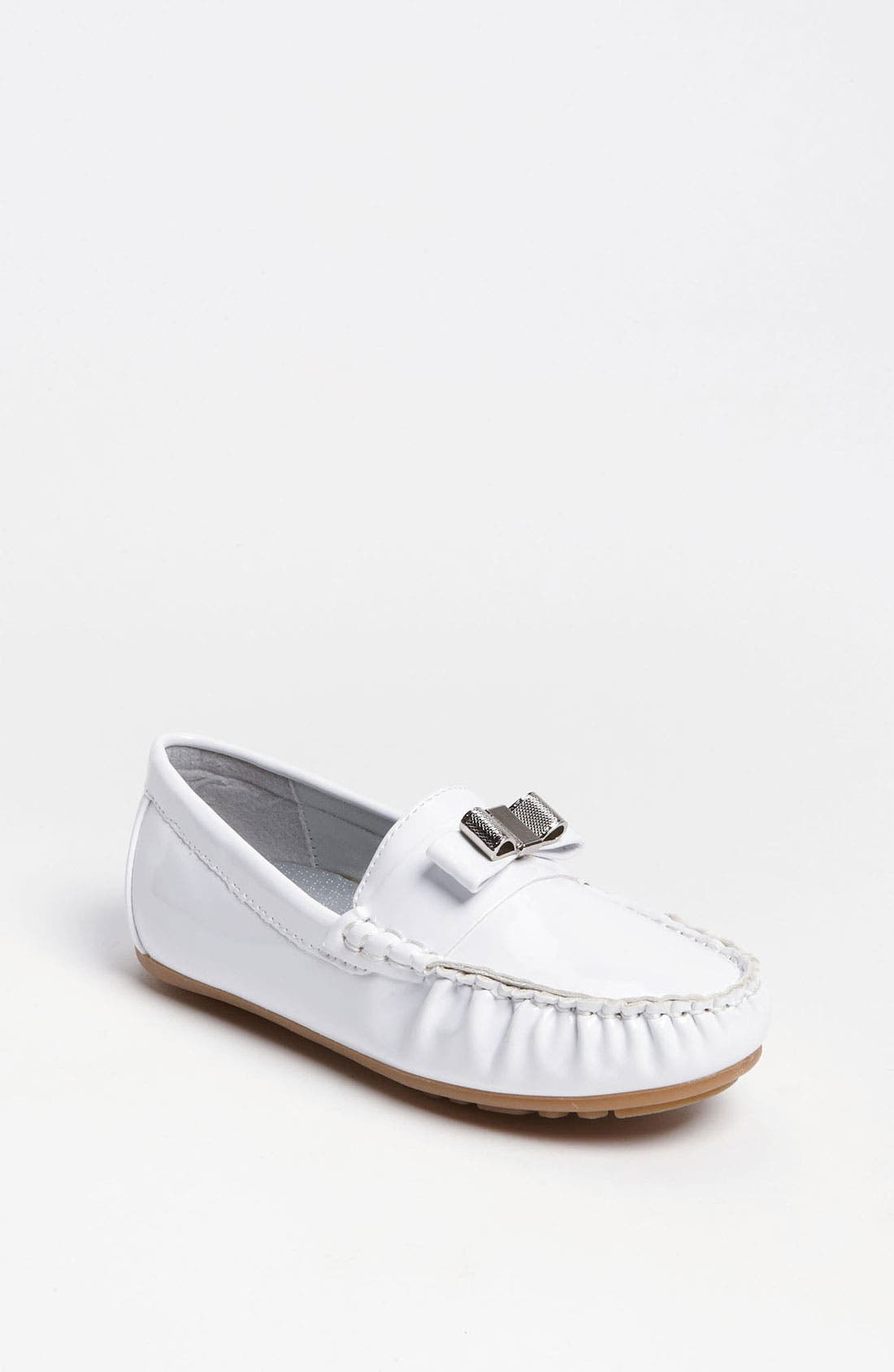 Alternate Image 1 Selected - Laura Ashley Slip-On (Toddler, Little Kid & Big Kid)