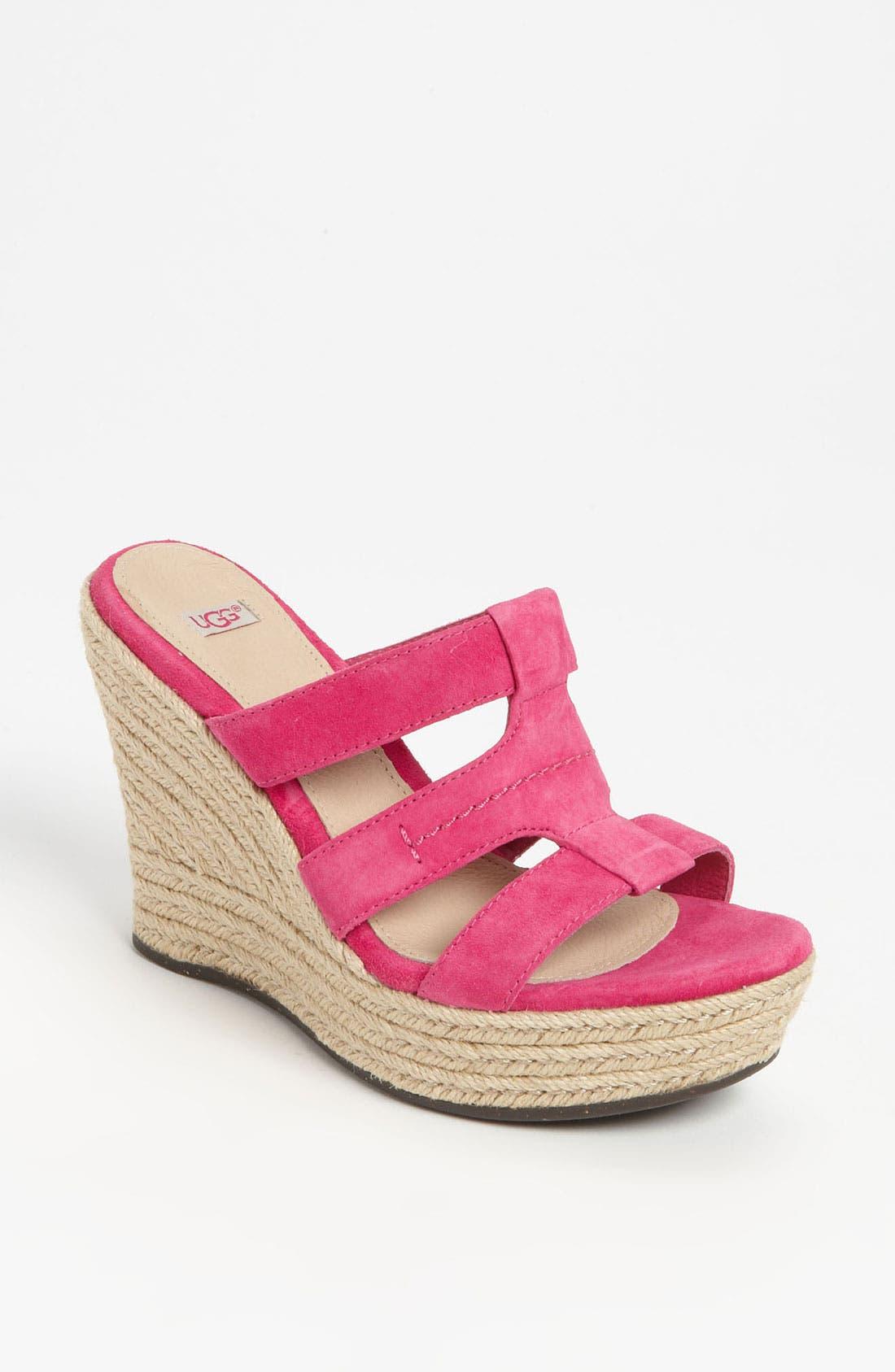 Main Image - UGG® Australia 'Tawnie' Sandal