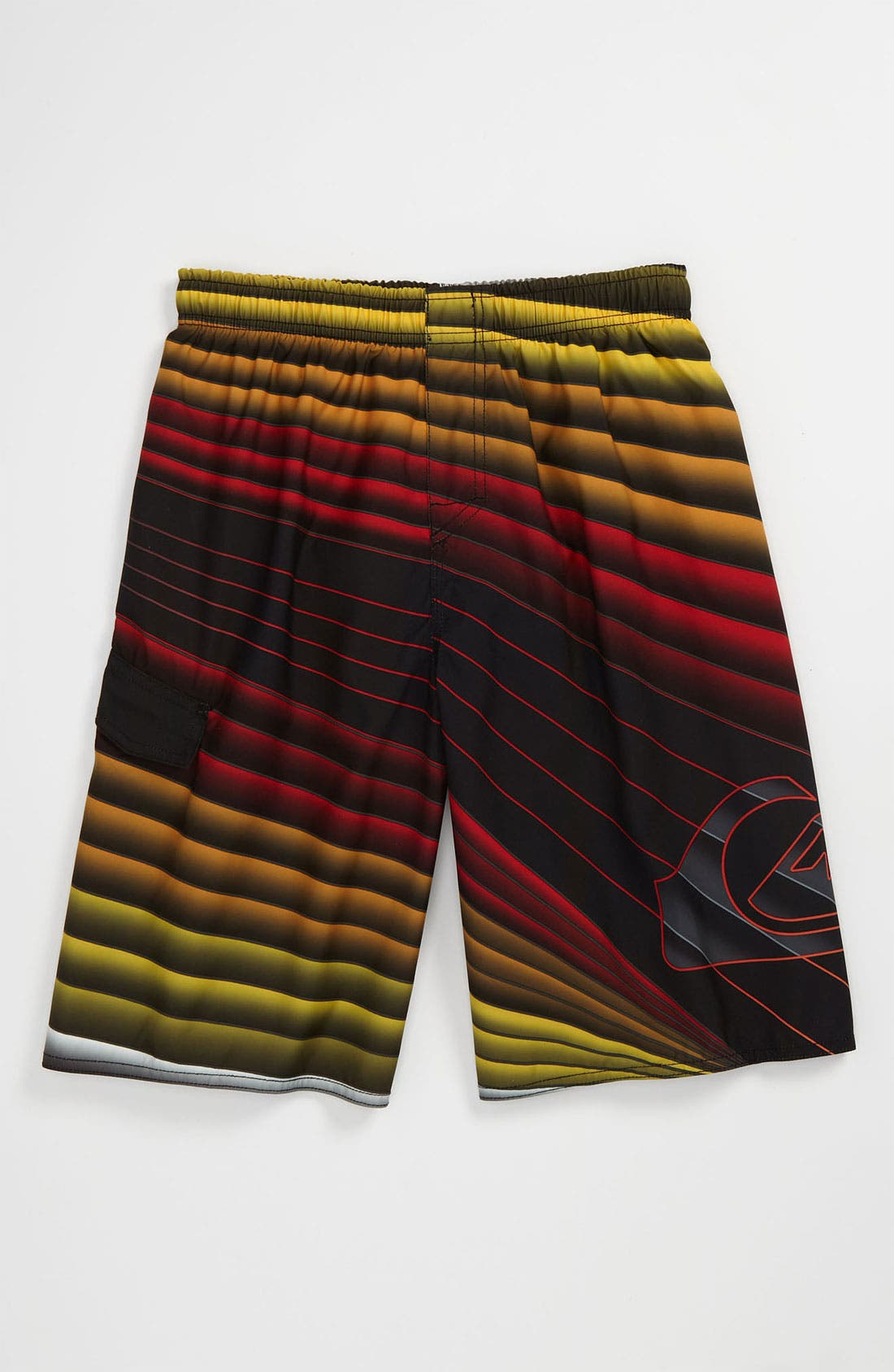 Alternate Image 1 Selected - Quiksilver 'Revival' Volley Shorts (Big Boys)