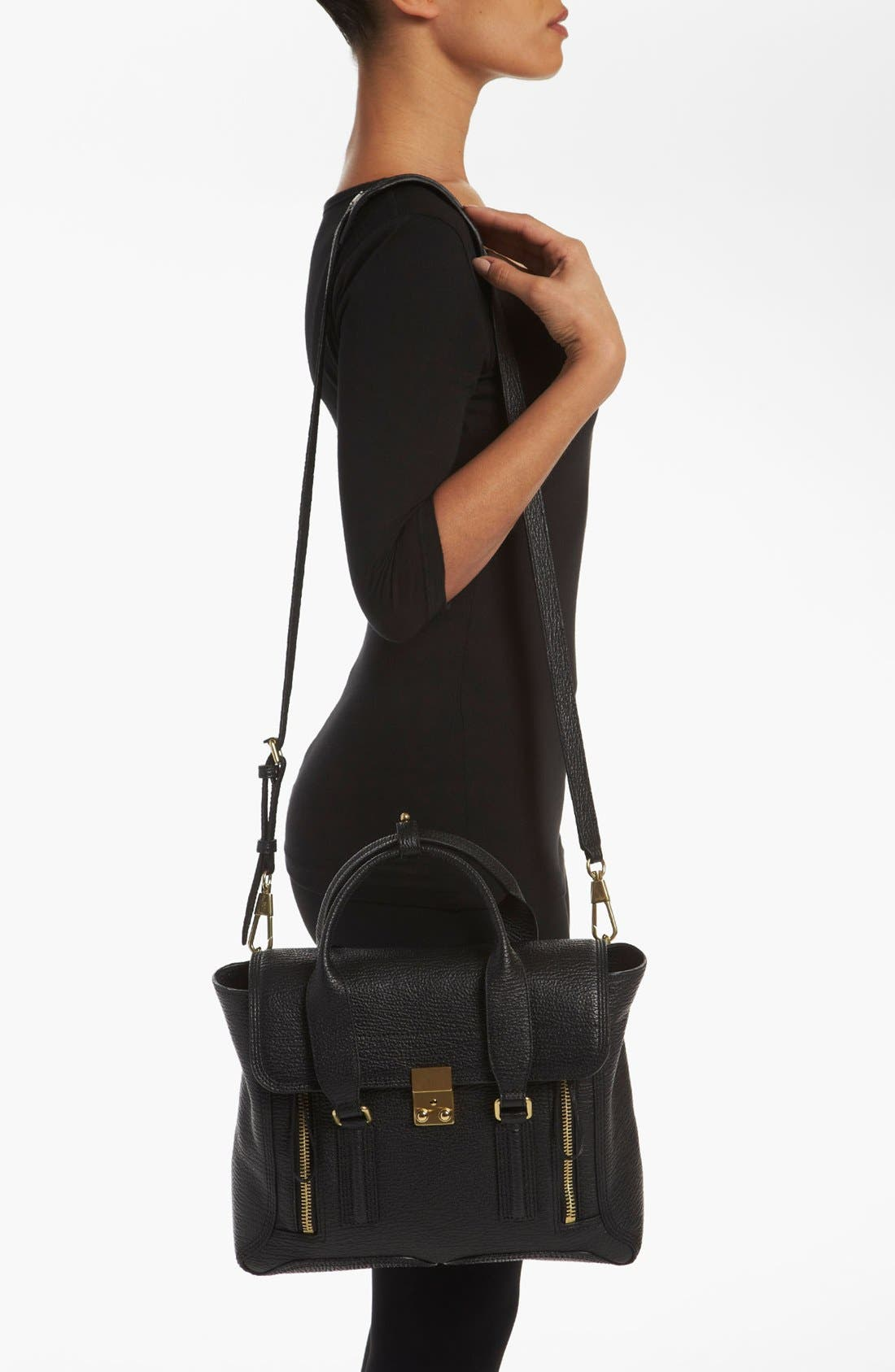 Alternate Image 2  - 3.1 Phillip Lim 'Medium Pashli' Leather Satchel