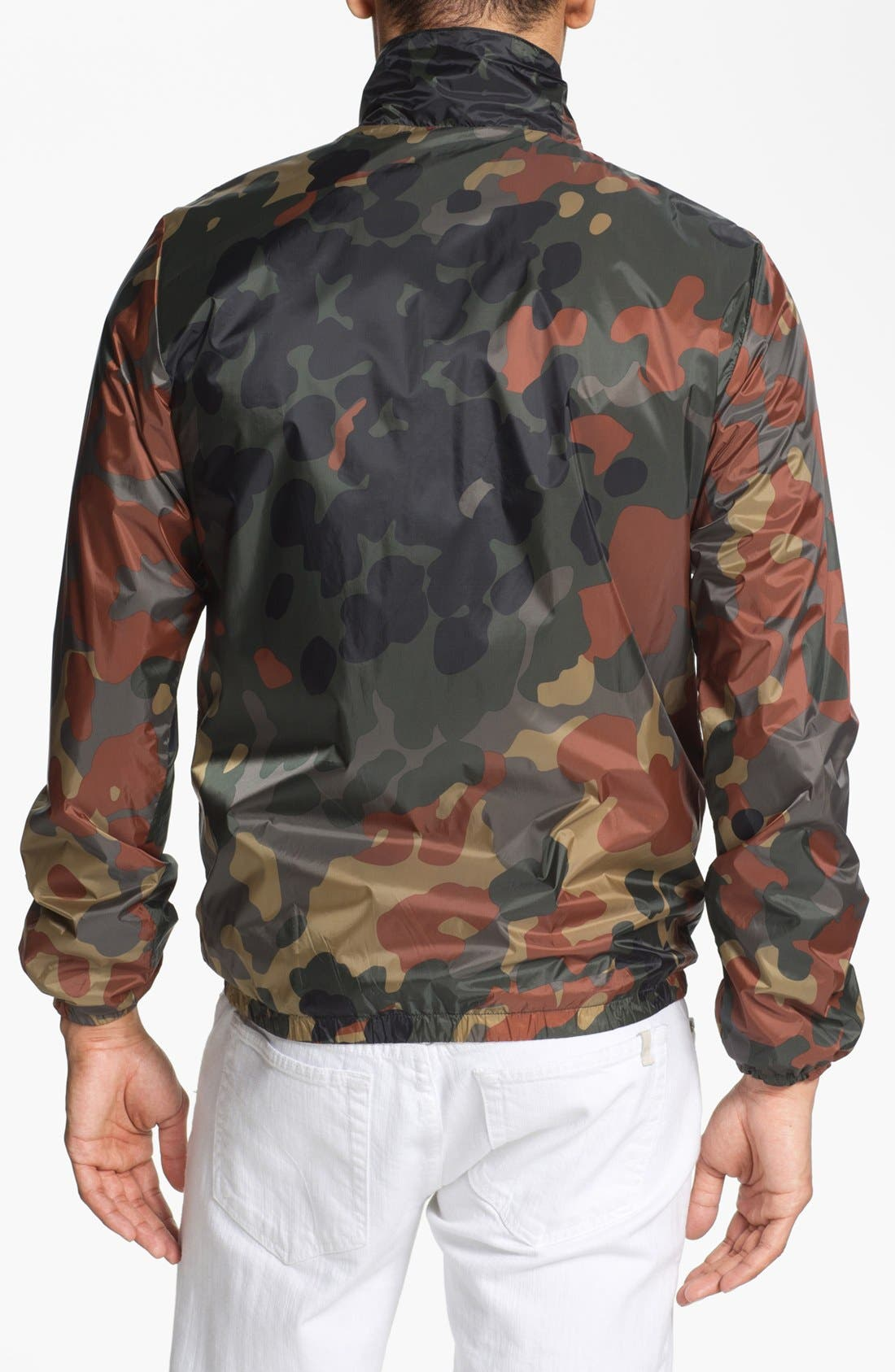 Alternate Image 2  - Scotch & Soda Lightweight Camo Jacket