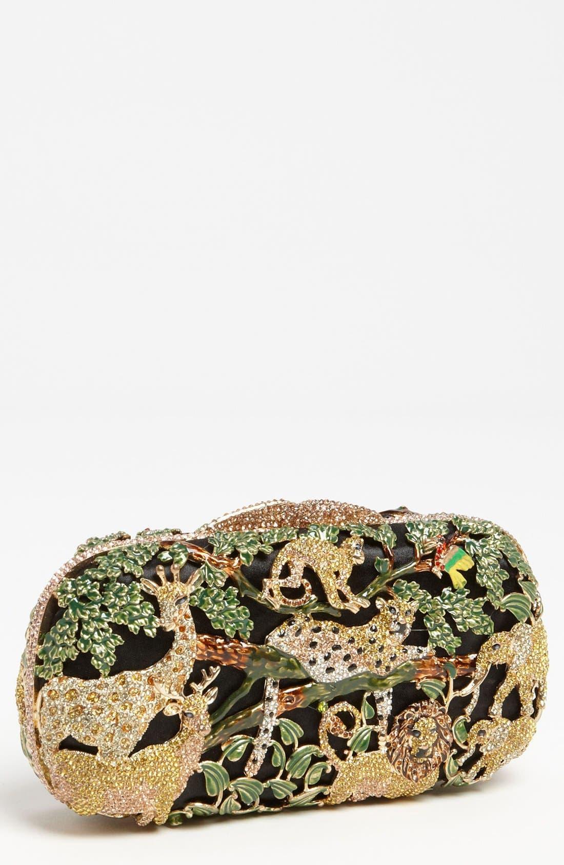 Alternate Image 1 Selected - Tasha 'Jungle' Clutch