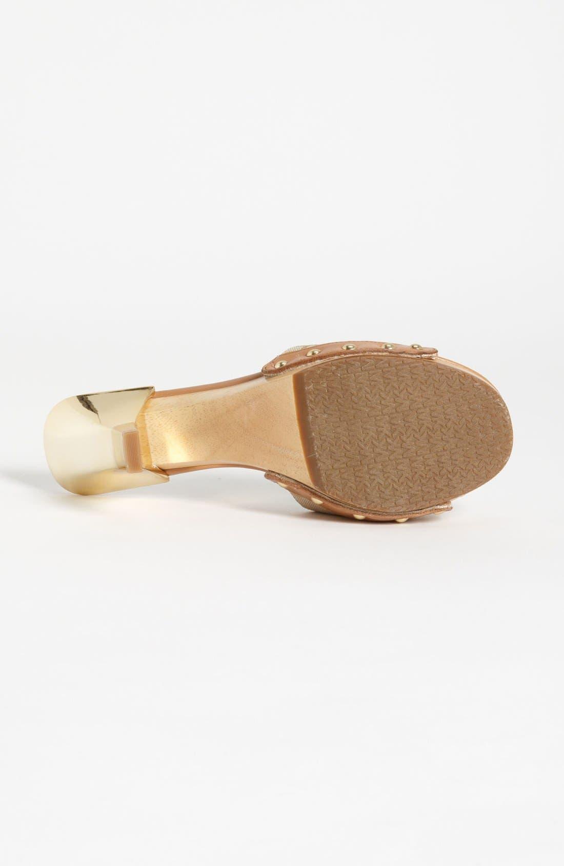 Alternate Image 4  - MICHAEL Michael Kors 'Breton' Sandal