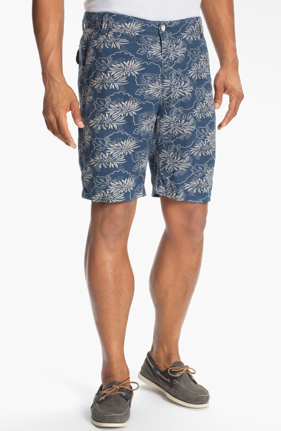 Alternate Image 1 Selected - Lucky Brand 'Tropics' Shorts