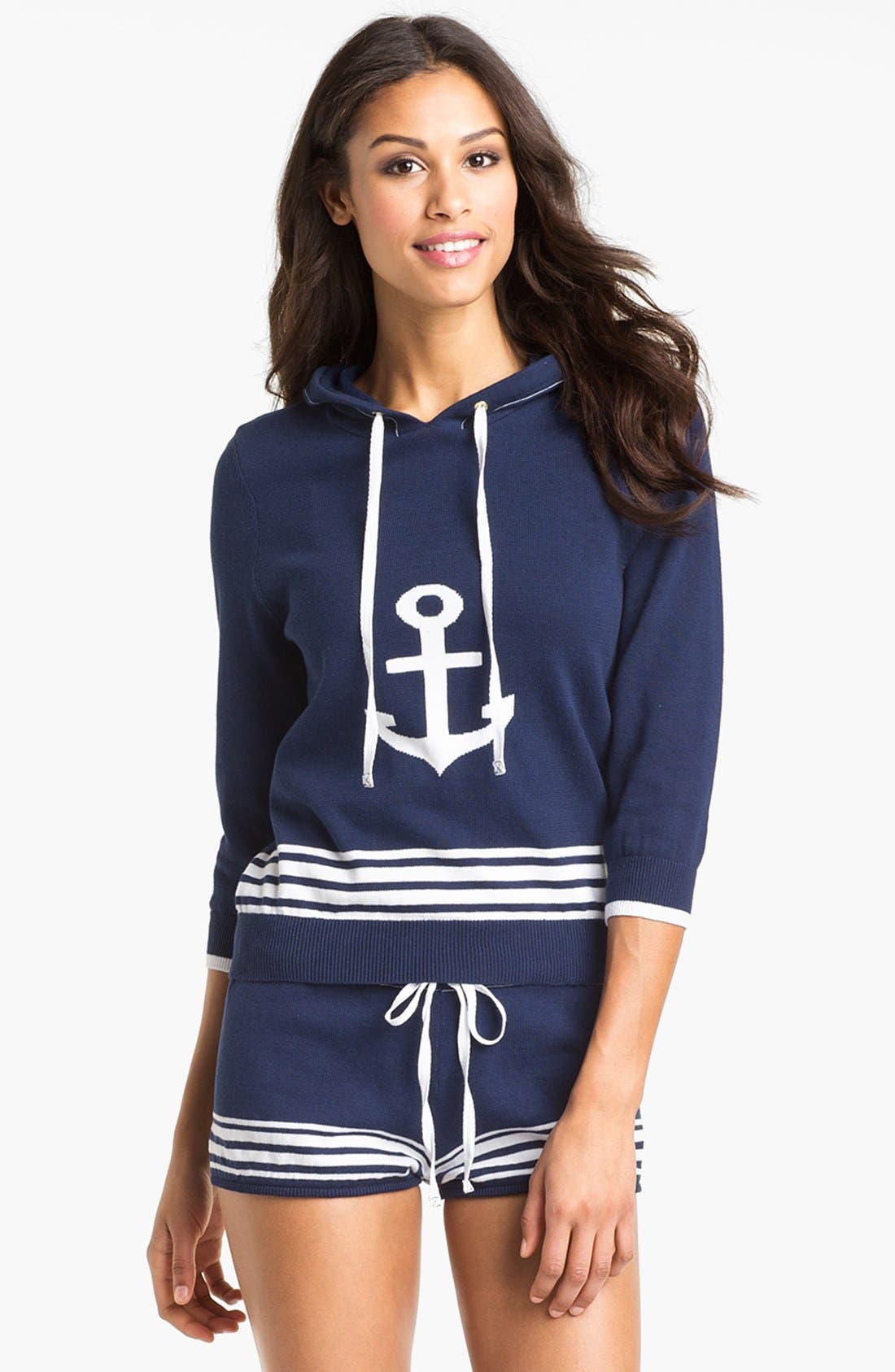 Alternate Image 1 Selected - Sperry Top-Sider® Hooded Sweater