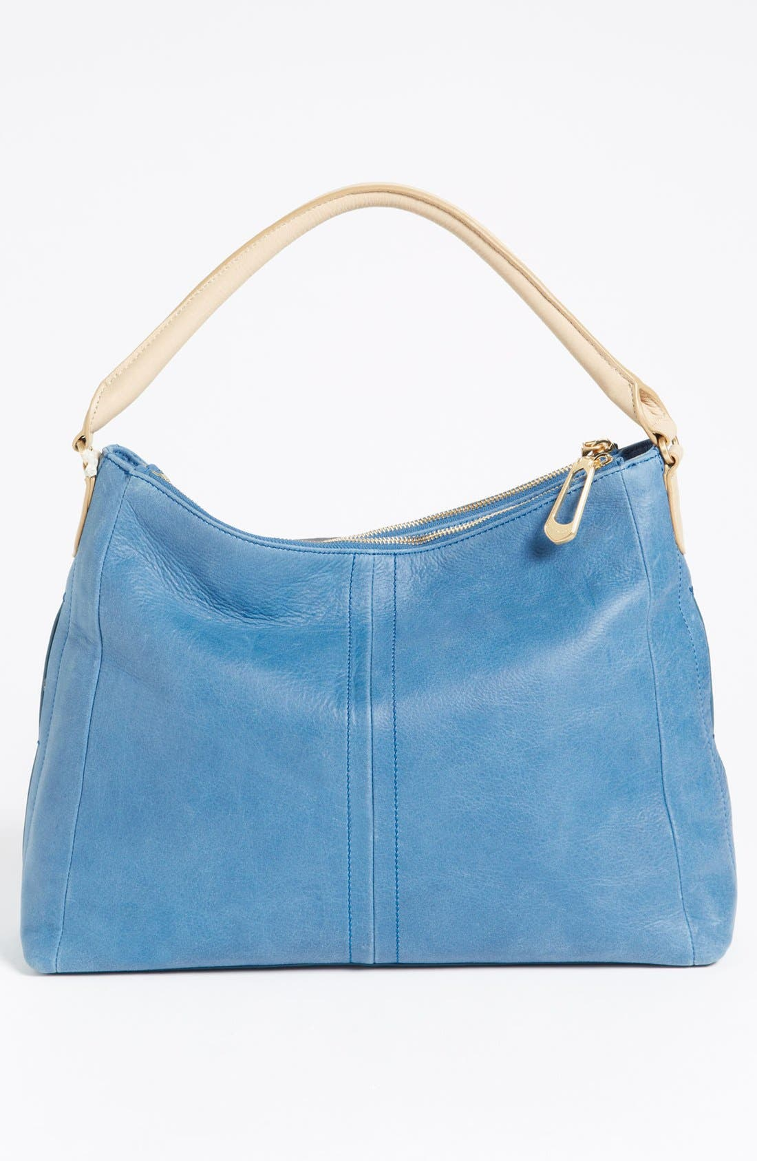 Alternate Image 4  - T Tahari Pleated Double Zip Hobo, Large