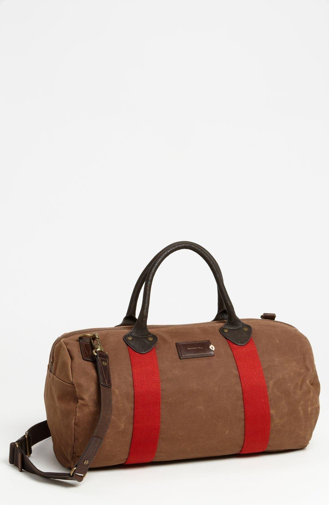 Main Image - Property Of... 'Rafe' Boston Bag