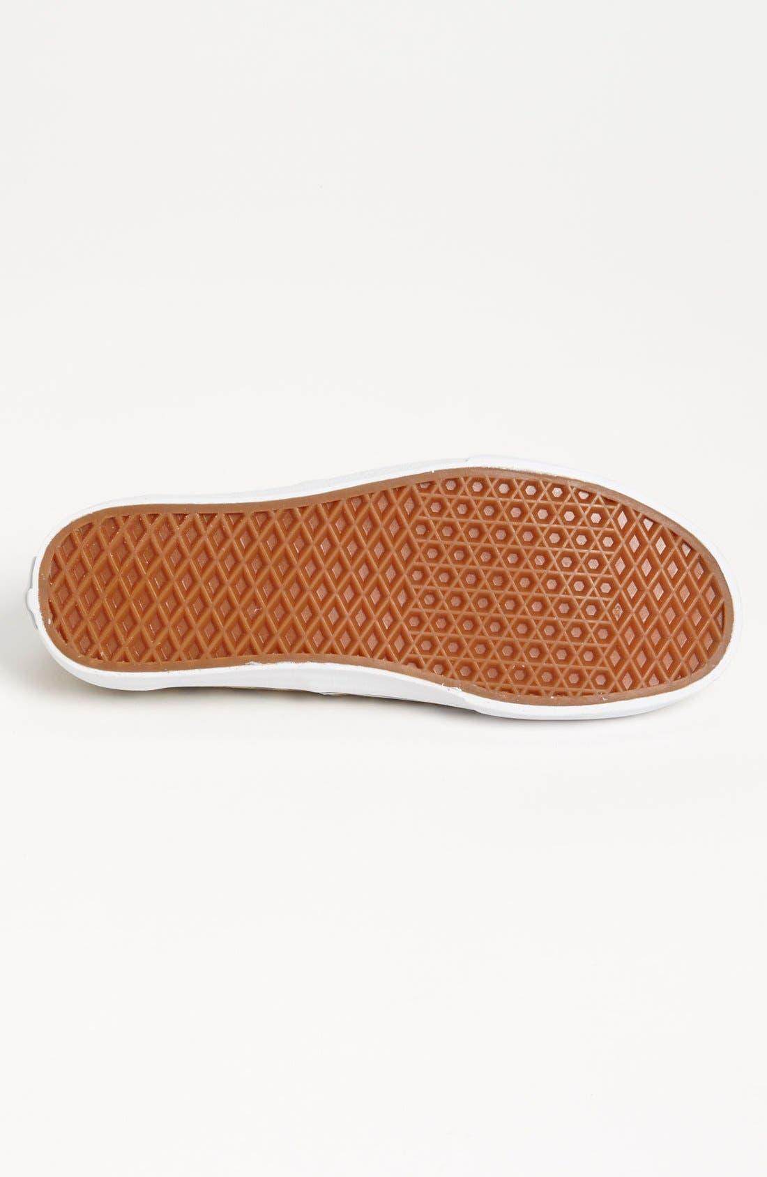 Alternate Image 4  - Vans 'Van Doren - Authentic' Sneaker (Men)