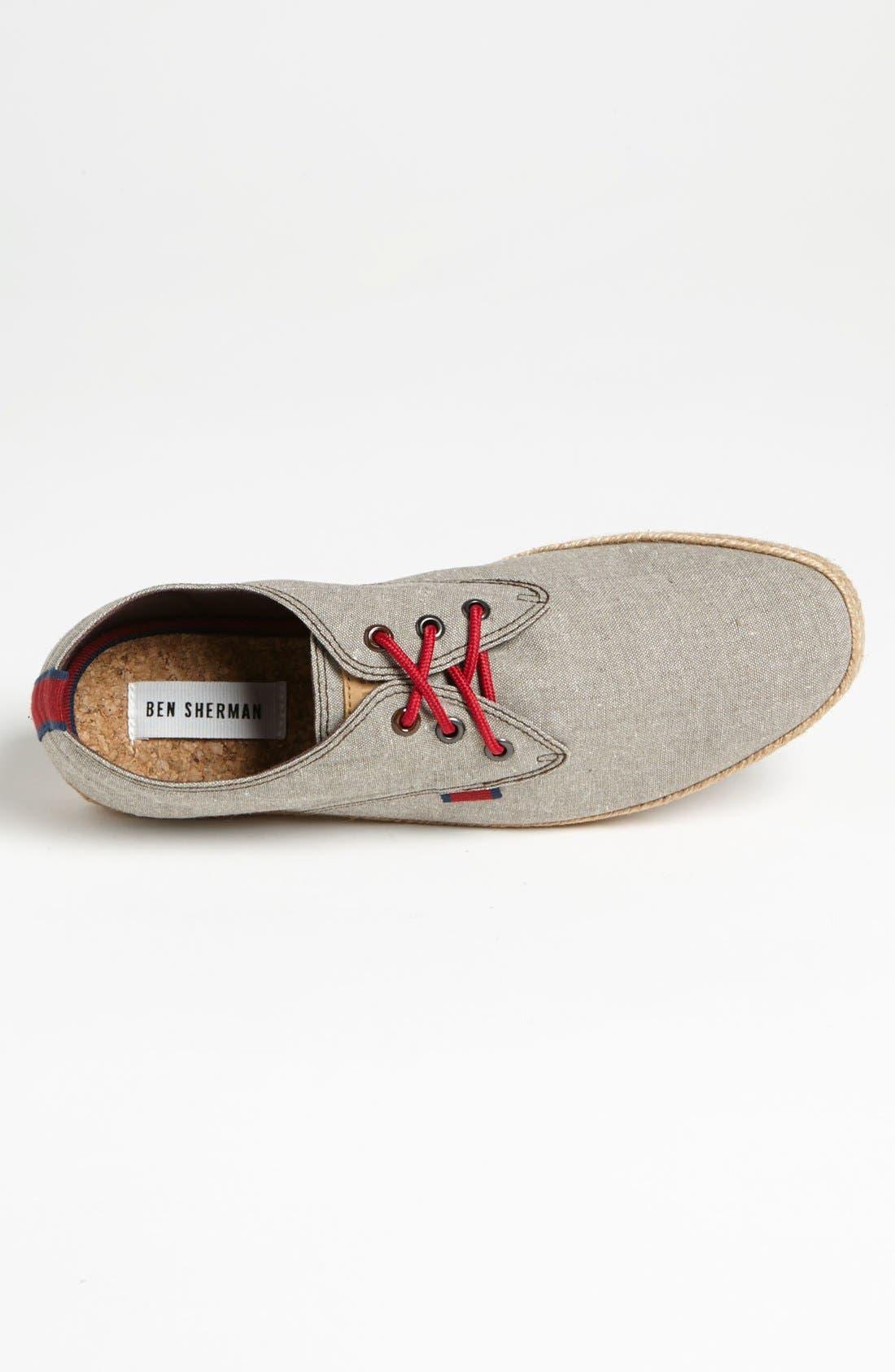 Alternate Image 3  - Ben Sherman 'Pril' Sneaker (Men)