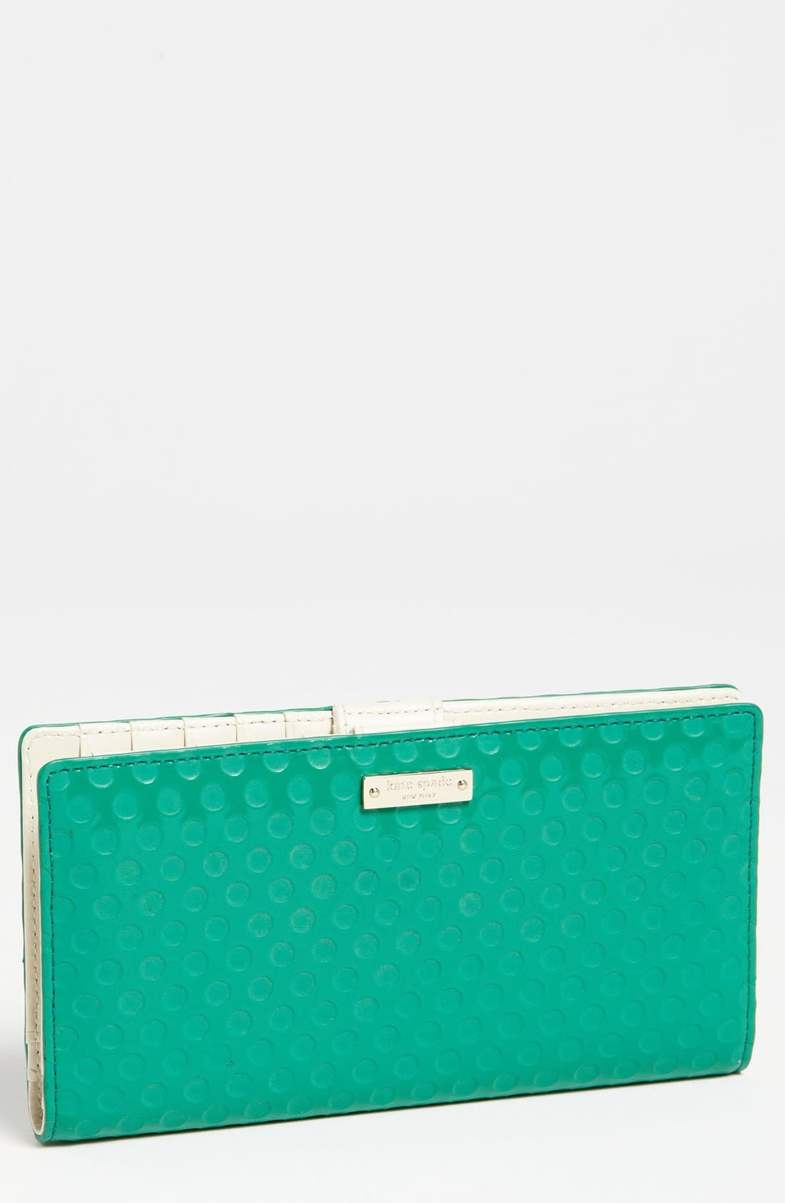 Alternate Image 1 Selected - kate spade new york 'carmine street - stacy' wallet