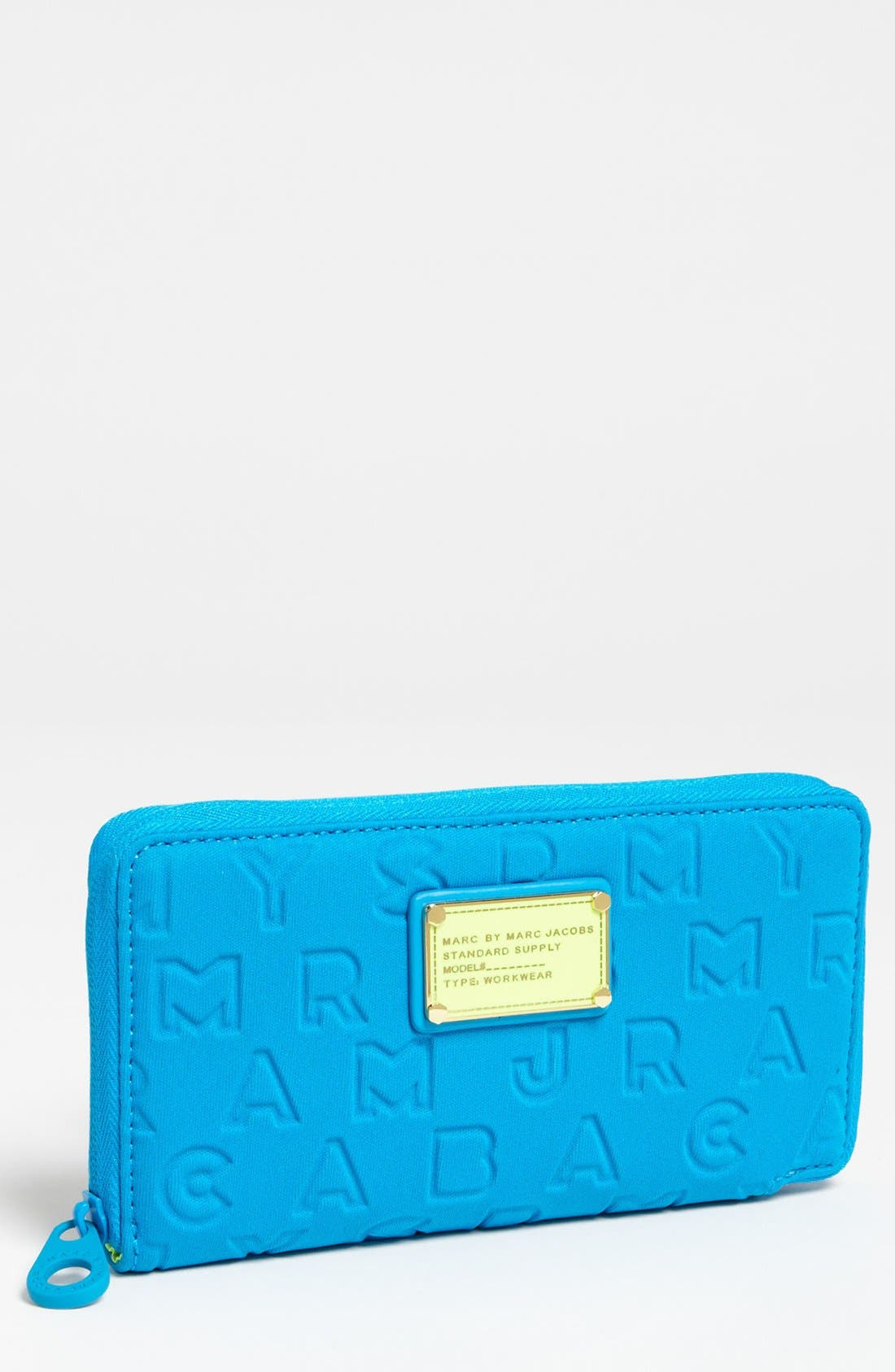 Main Image - MARC BY MARC JACOBS 'Dreamy' Zip Around Wallet