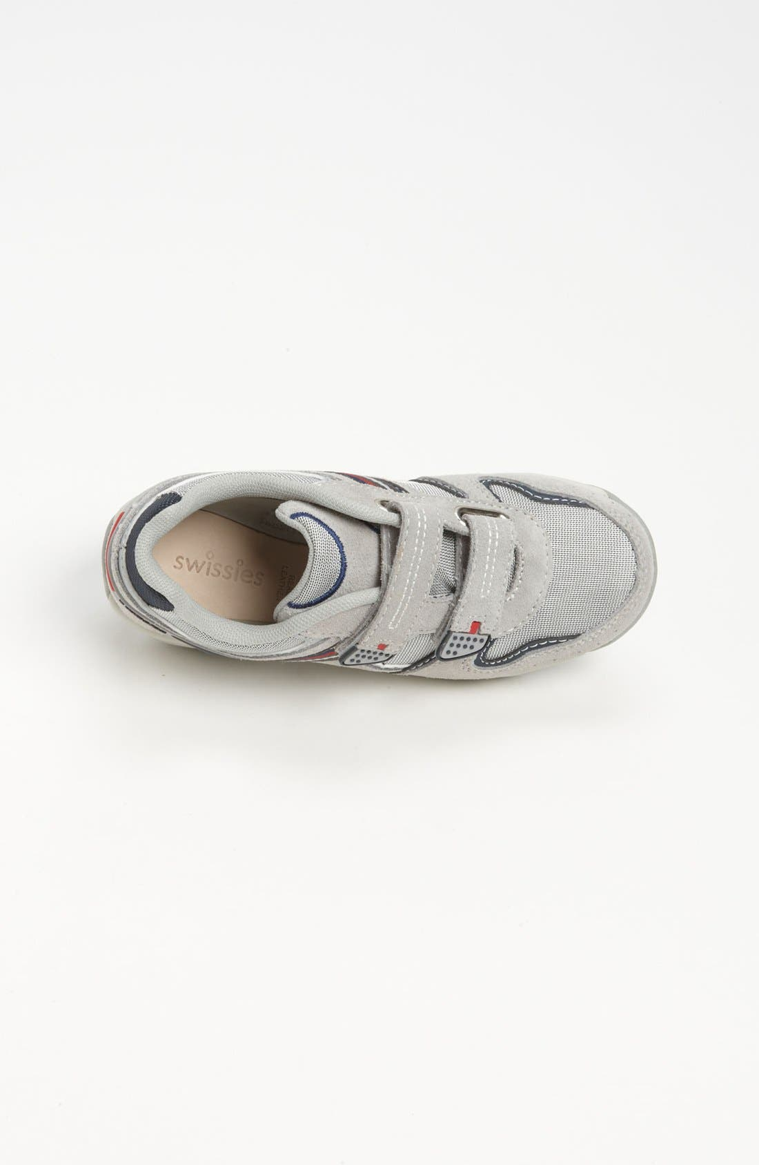 Alternate Image 3  - Swissies 'Terry' Sneaker (Toddler & Little Kid)
