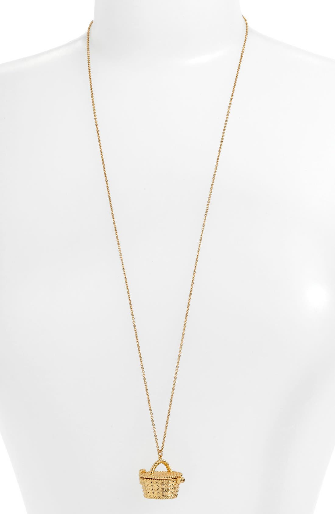 Alternate Image 2  - kate spade new york long pendant necklace