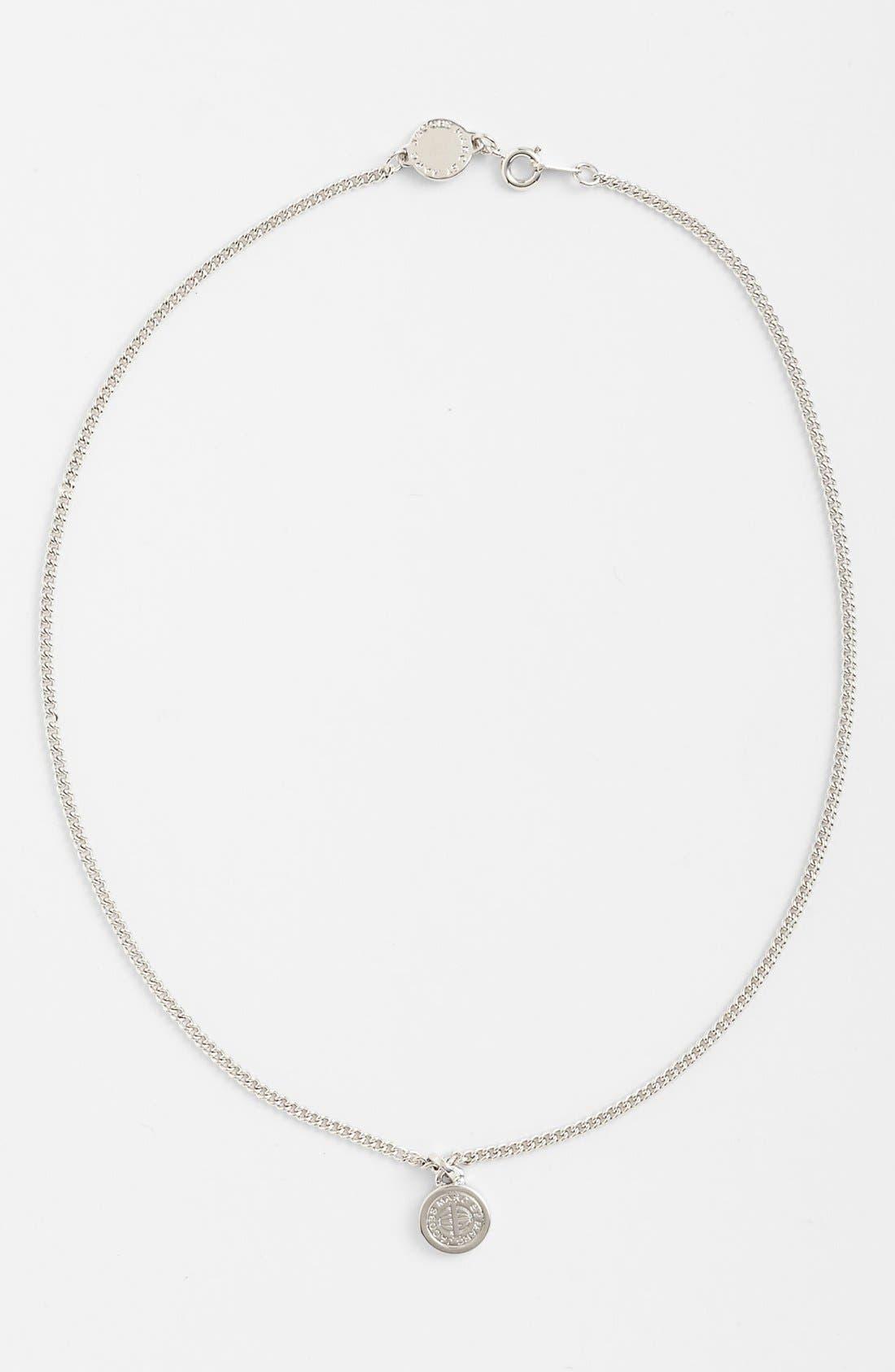 Main Image - MARC BY MARC JACOBS 'Trompe l'Oeil' Pendant Necklace