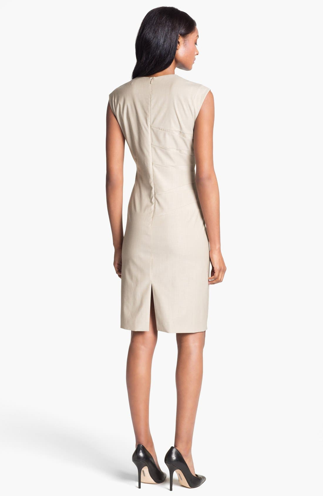 Alternate Image 2  - BOSS HUGO BOSS 'Dicaila' Dress